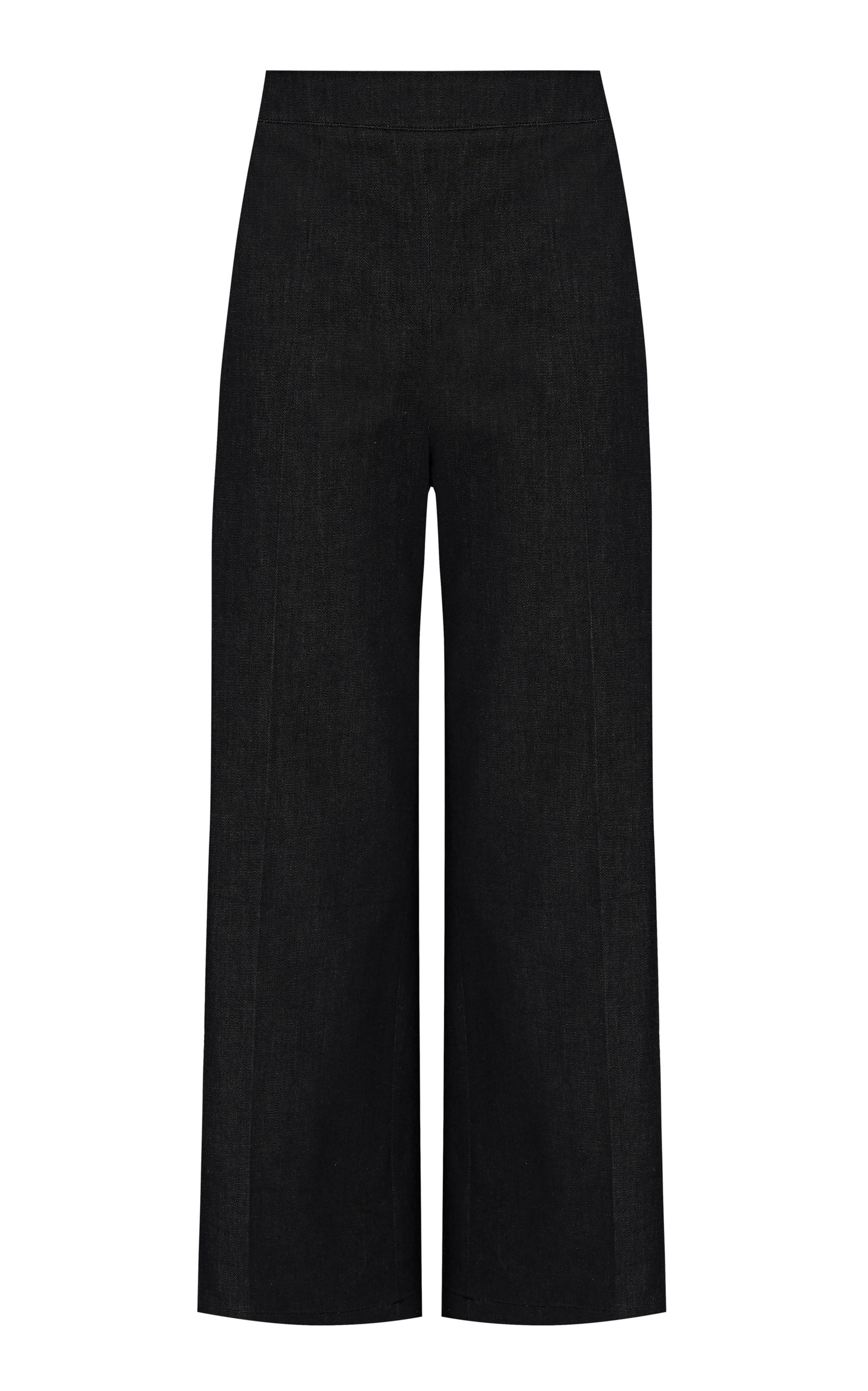 Safiyaa PATTI CROPPED WIDE-LEG PANTS