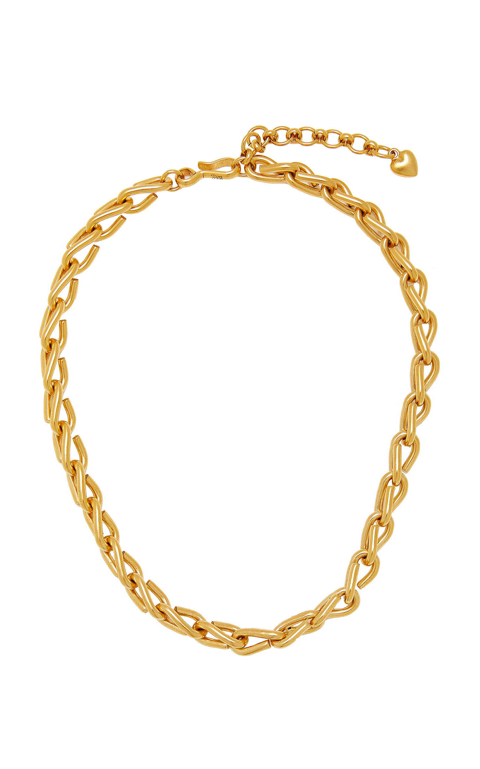 Women's Harley 24k Gold-Plated Chain Necklace