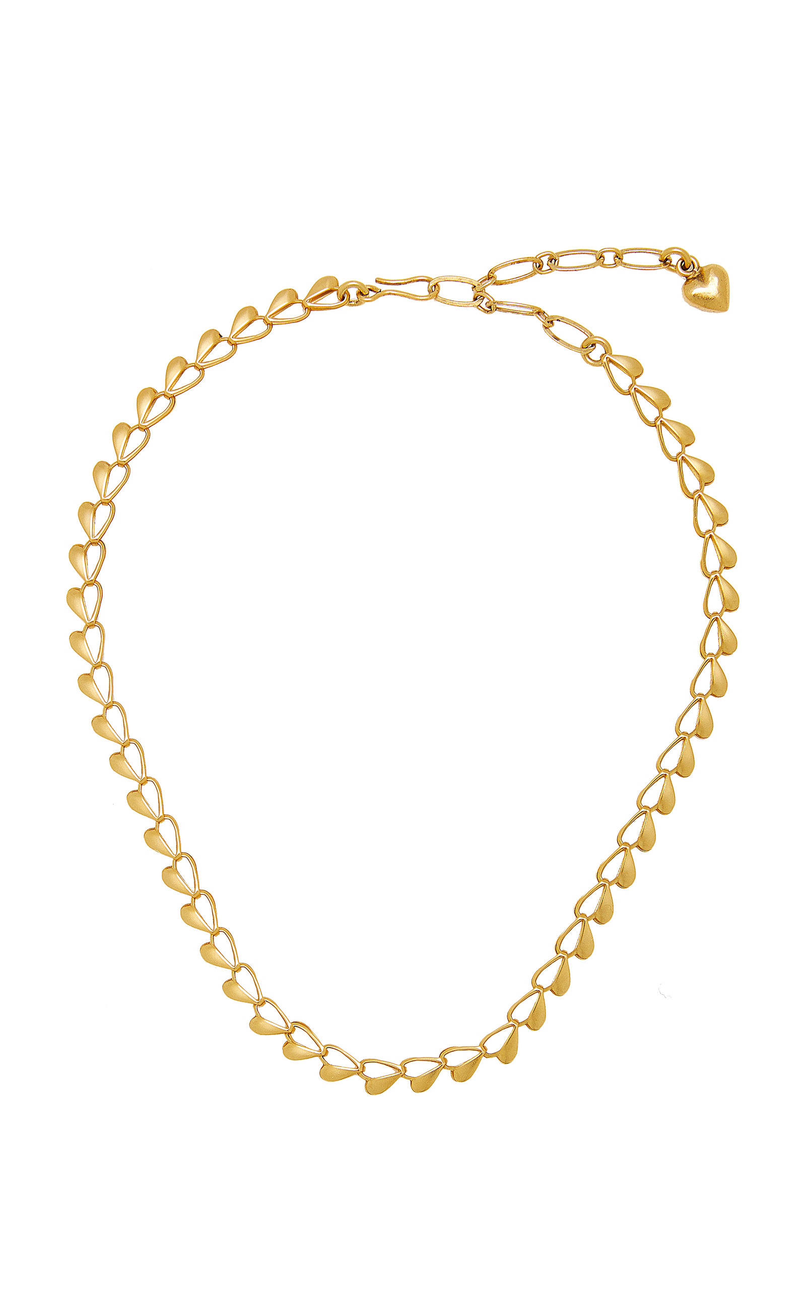 Women's Eros 24k Gold-Plated Necklace