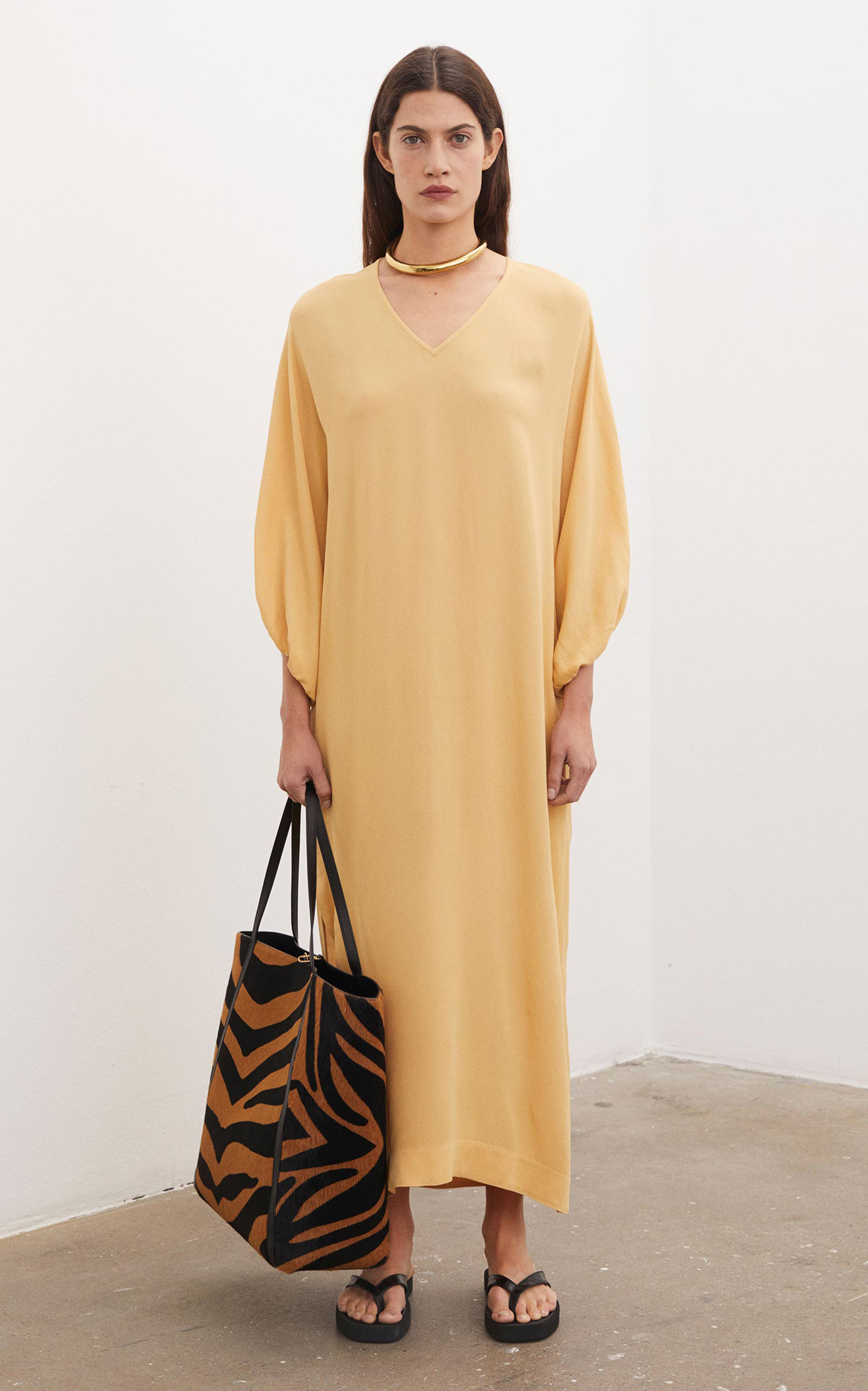 Women's Dypsis Semi-Sheer Maxi Dress