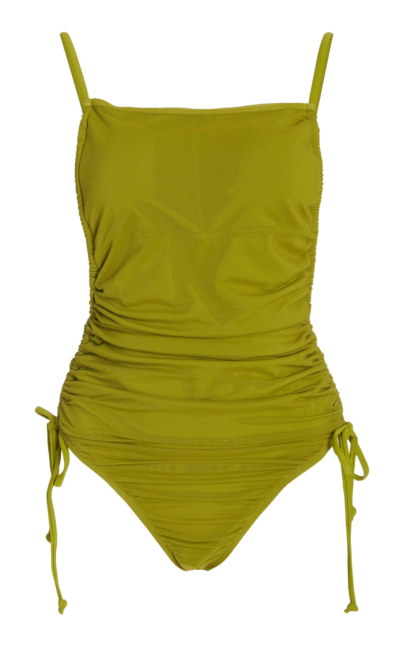 Women's Adan Ruched One-Piece Swimsuit