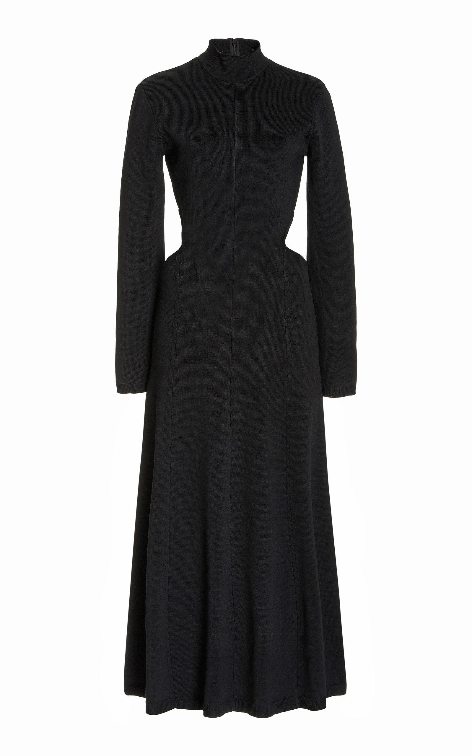 - Women's Anika Cutout Knit Dress