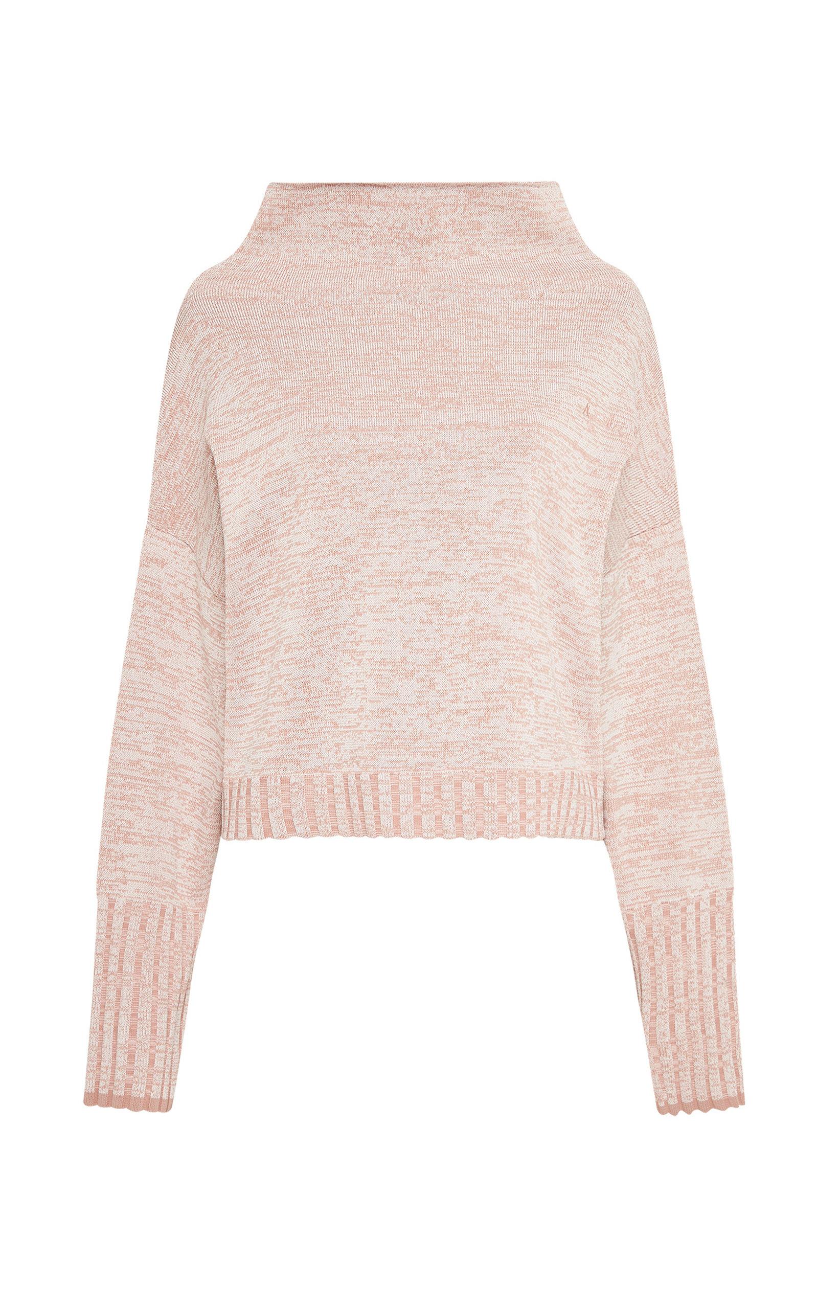 - Women's Jessa Melange Knit Sweater