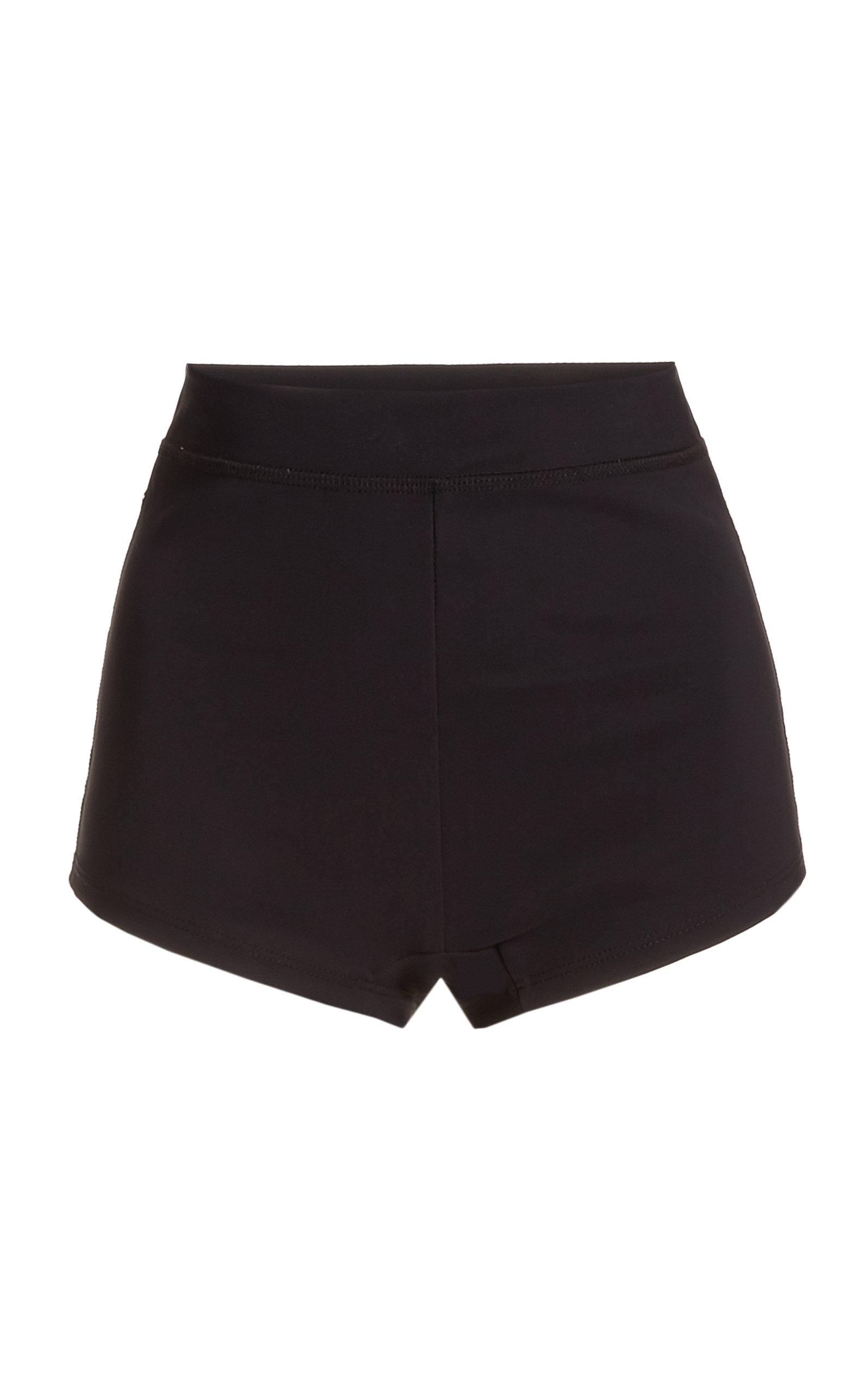 Women's Capri Jersey Mini Shorts