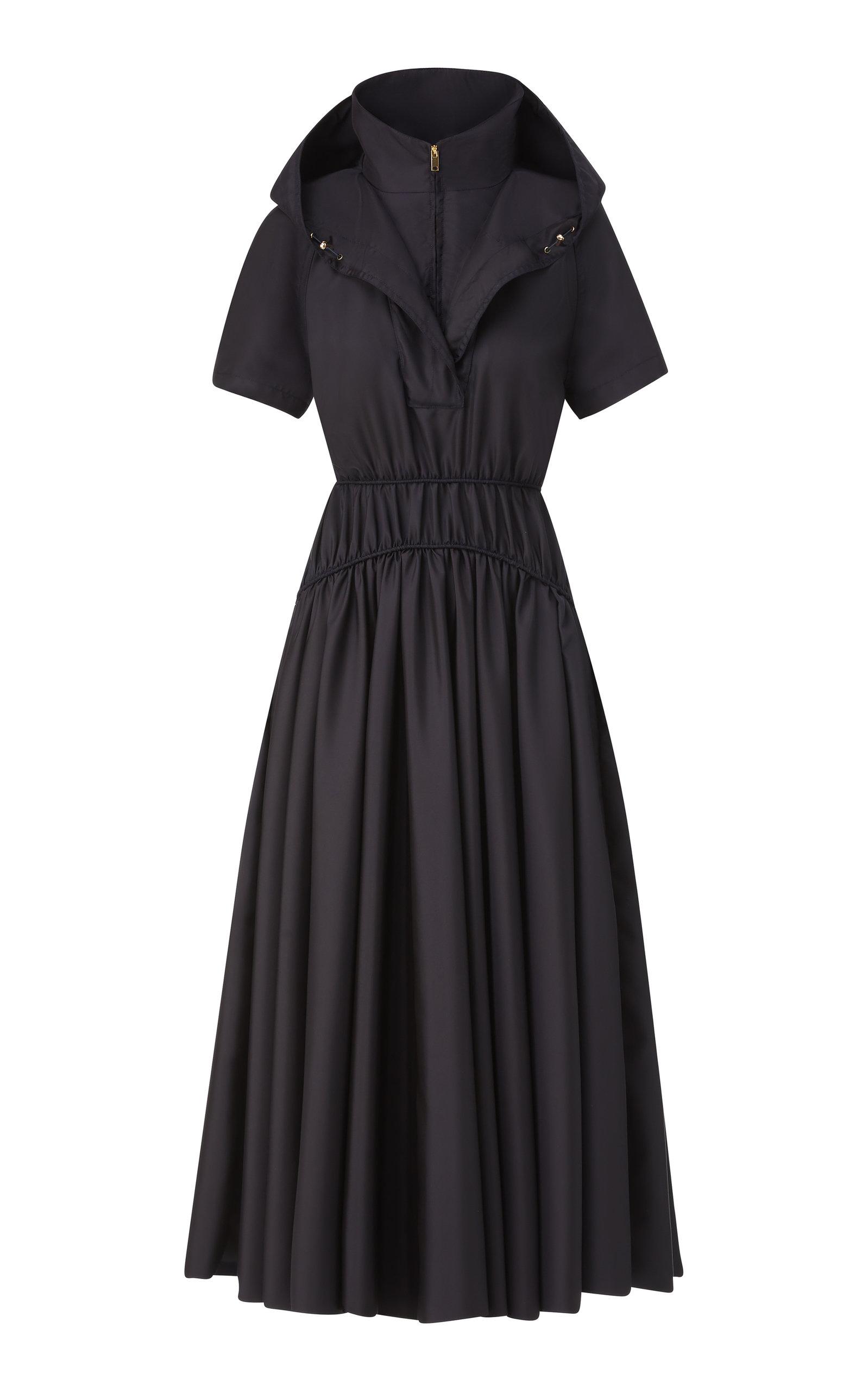 Women's Taffeta Parka Dress