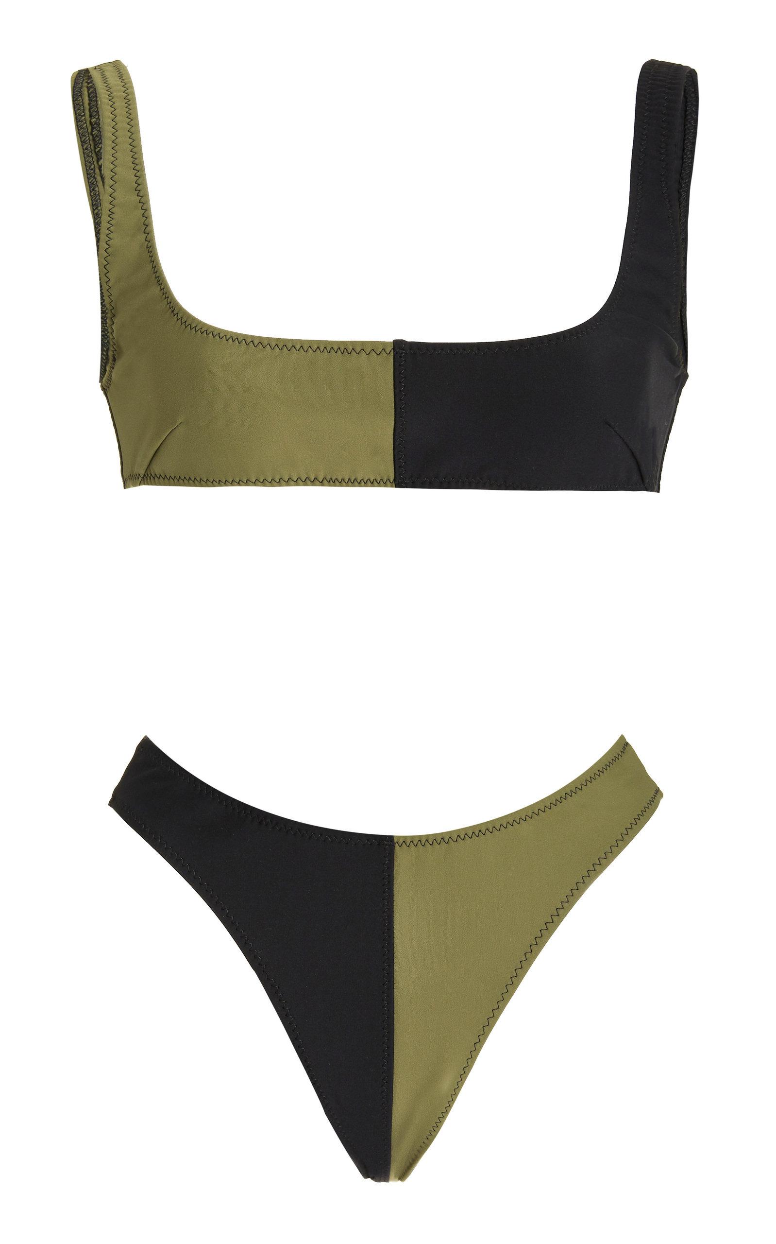 Women's Anna Colorblocked Bikini