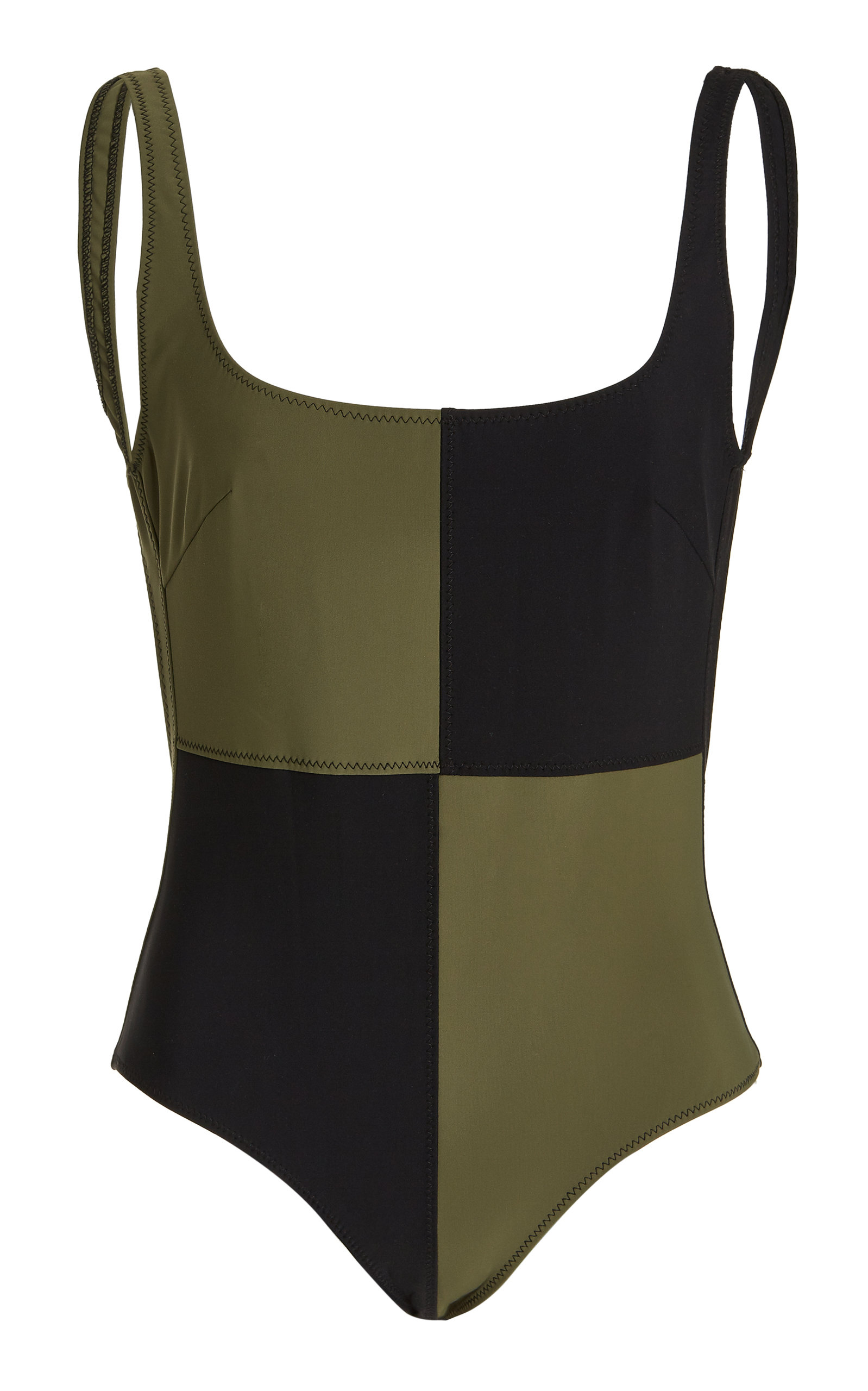 Women's Anna Colorblocked One-Piece Swimsuit