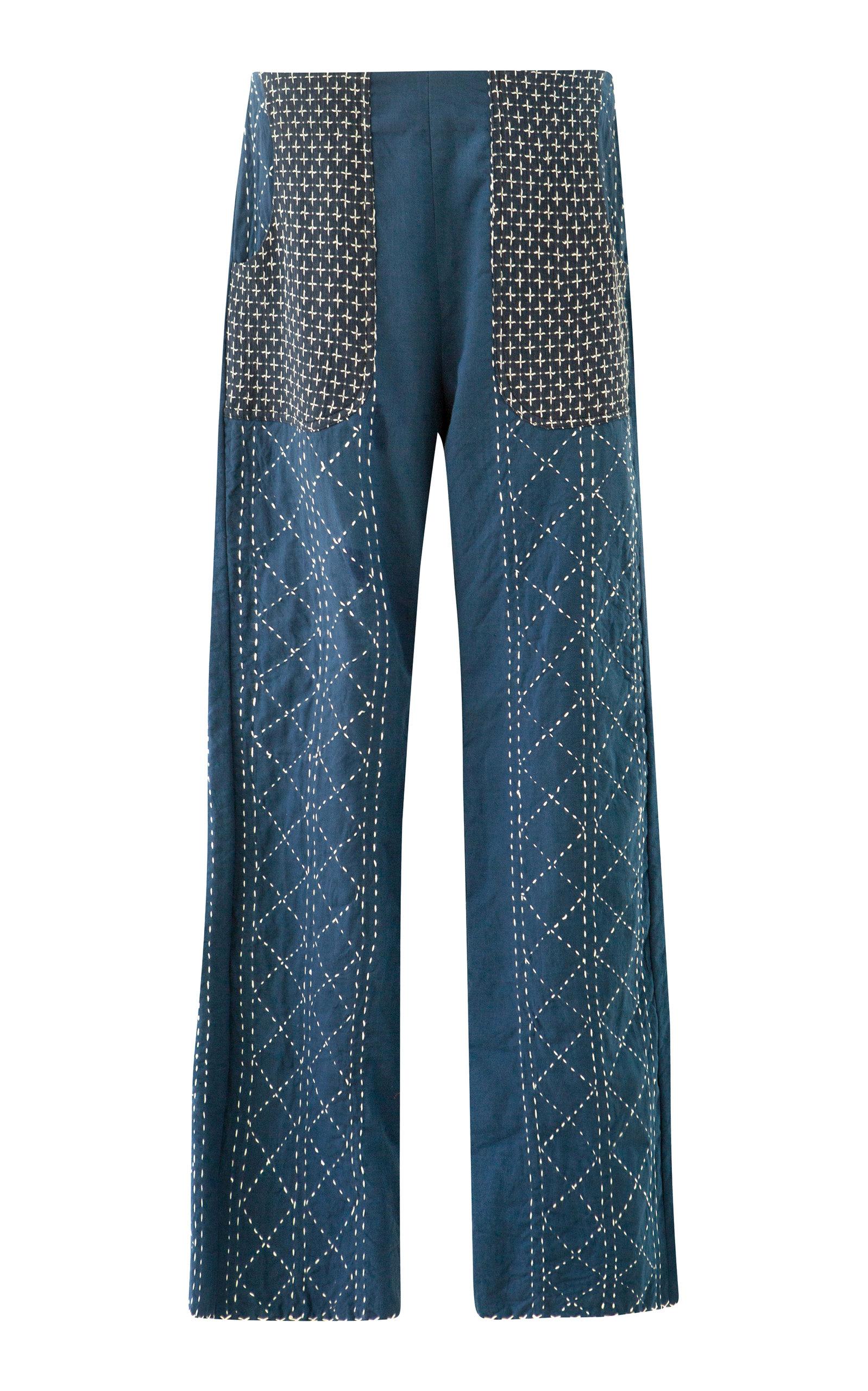 Women's Charlie Lapis Kantha Pants
