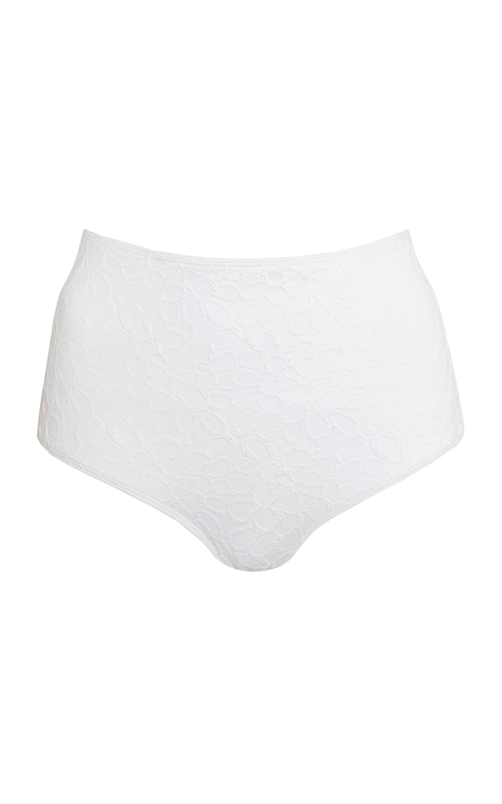 Women's Marina Textured Bikini Bottom
