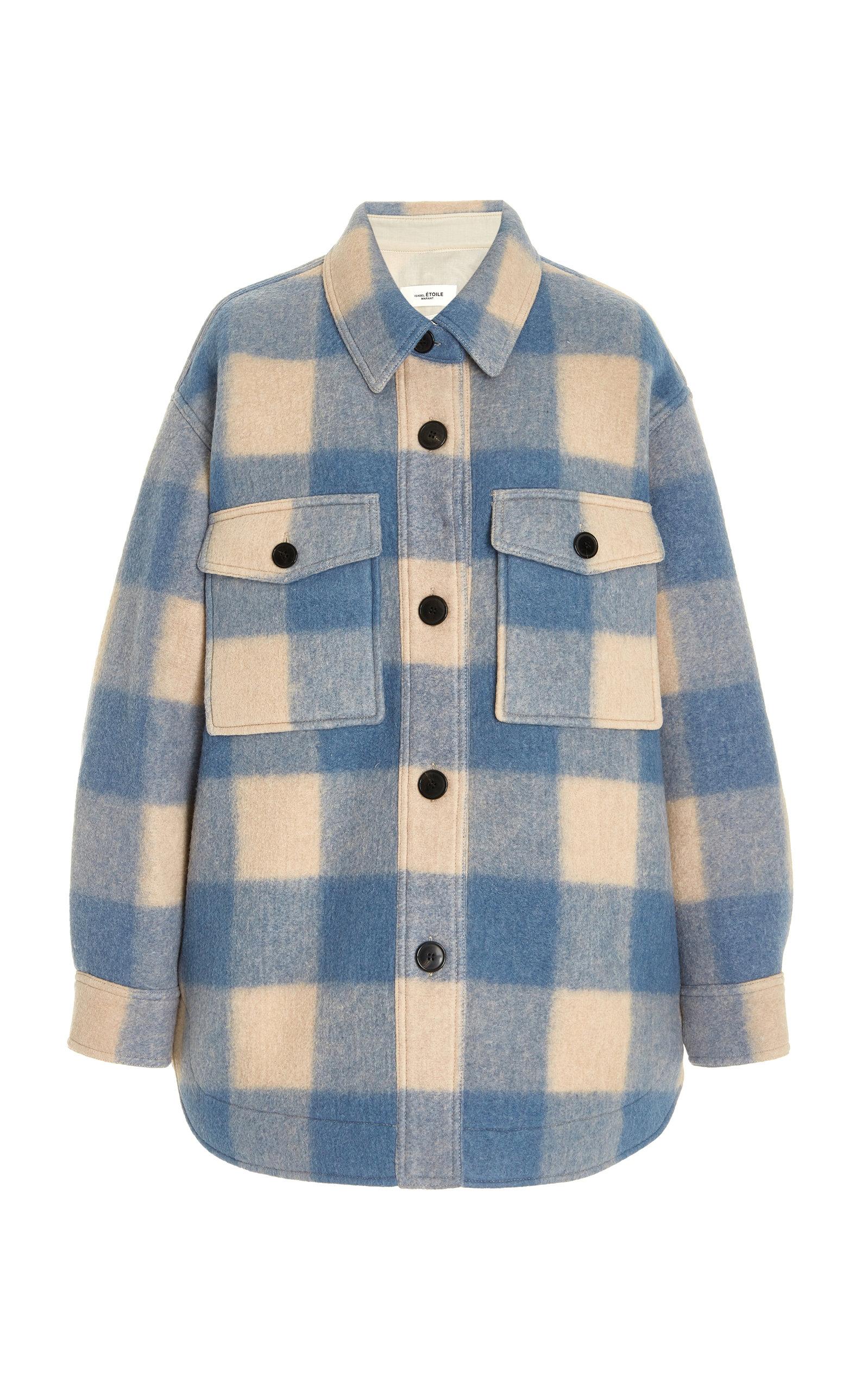Women's Harveli Flannel Coat