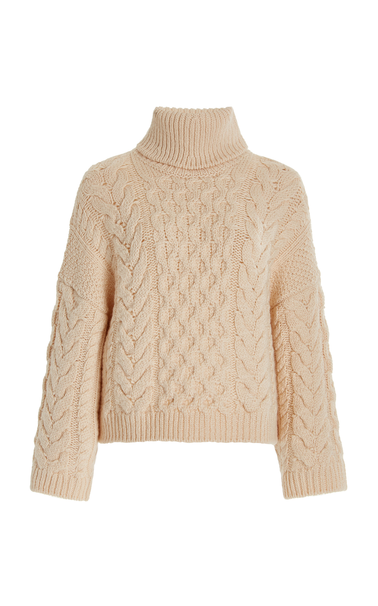 Women's Ingrid Cable-Knit Wool-Blend Sweater