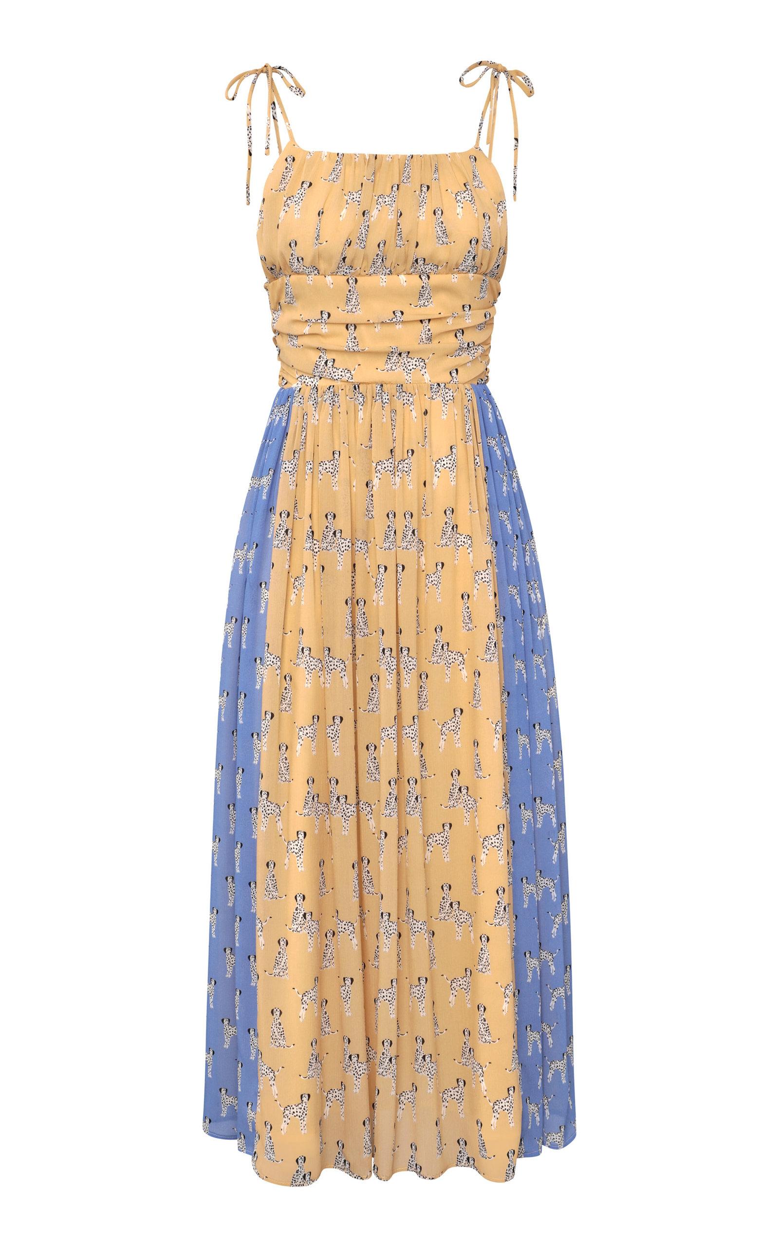 Women's Rory Dalmatian Print Maxi Dress