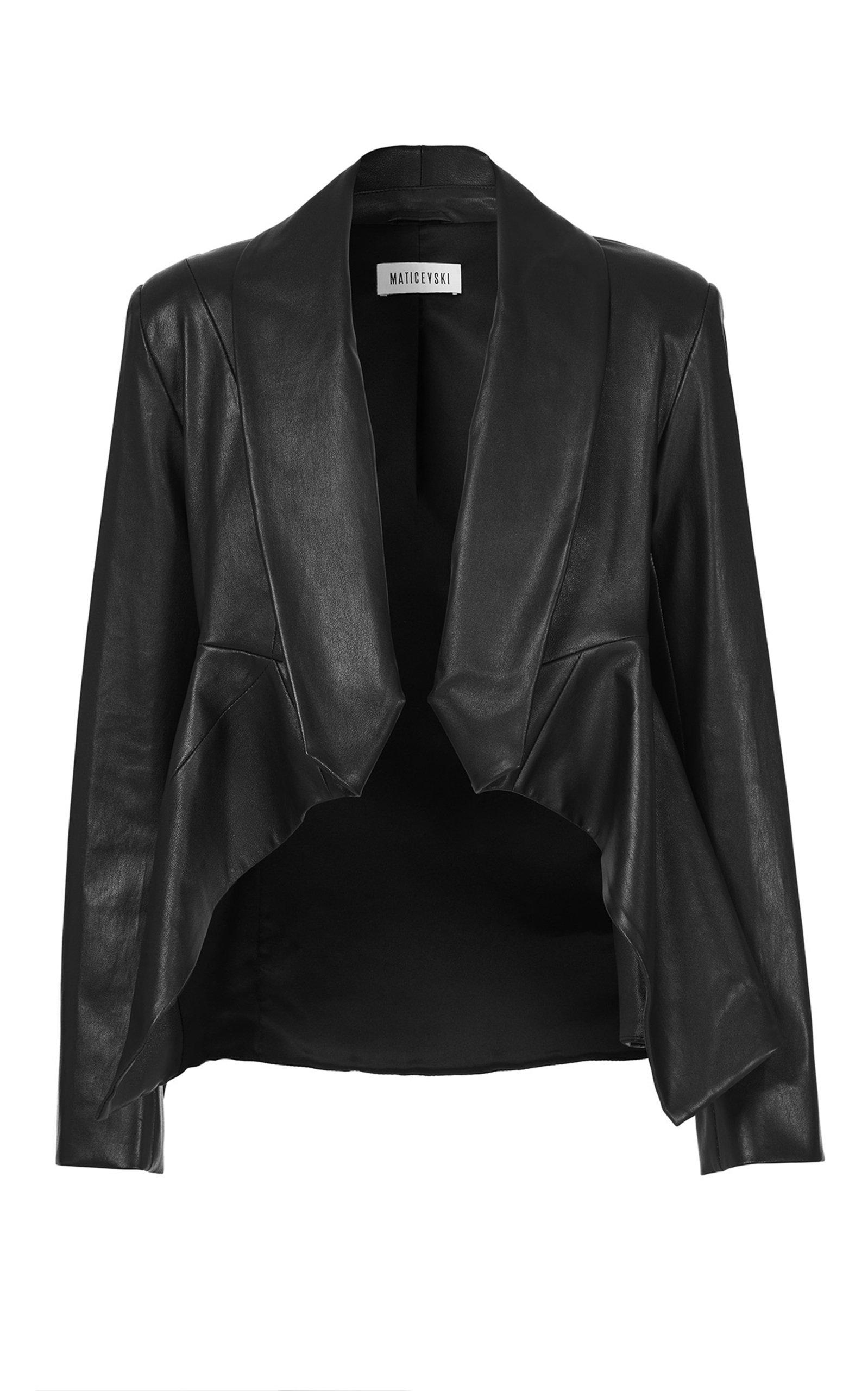 Maticevski Resolution Blazer In Black