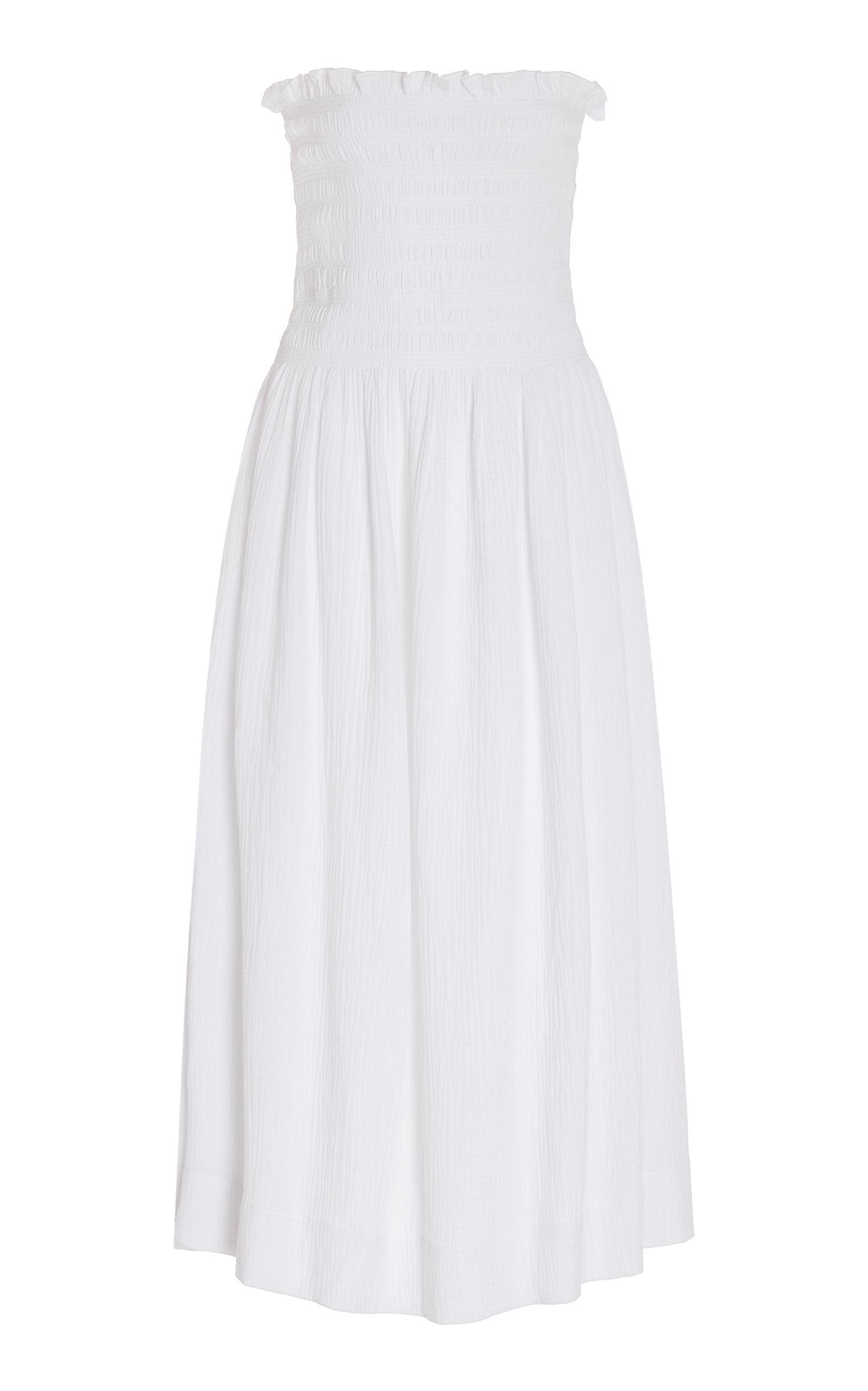 Women's Billie Organic Cotton Midi Dress