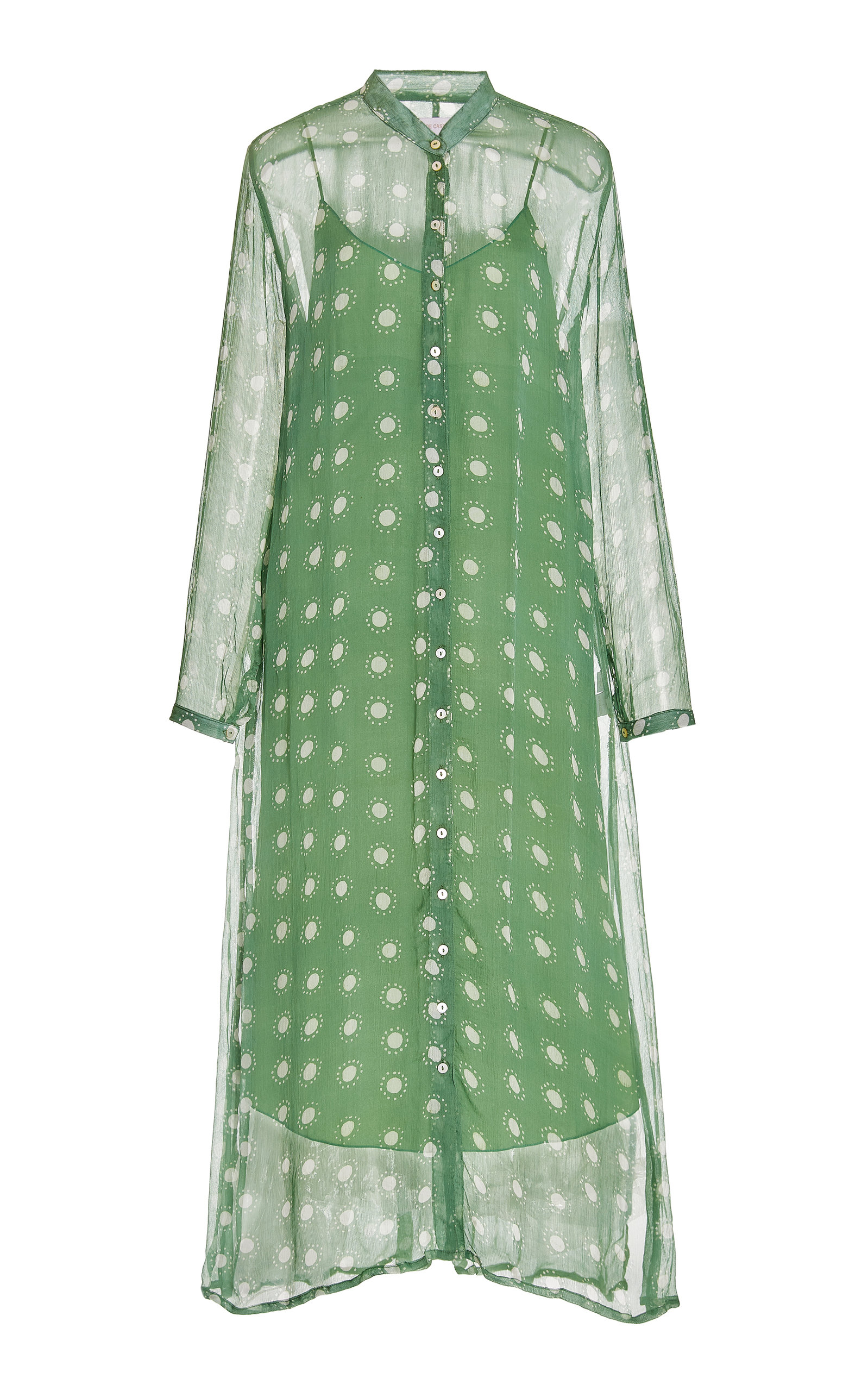 Women's Andrea Silk Maxi Dress