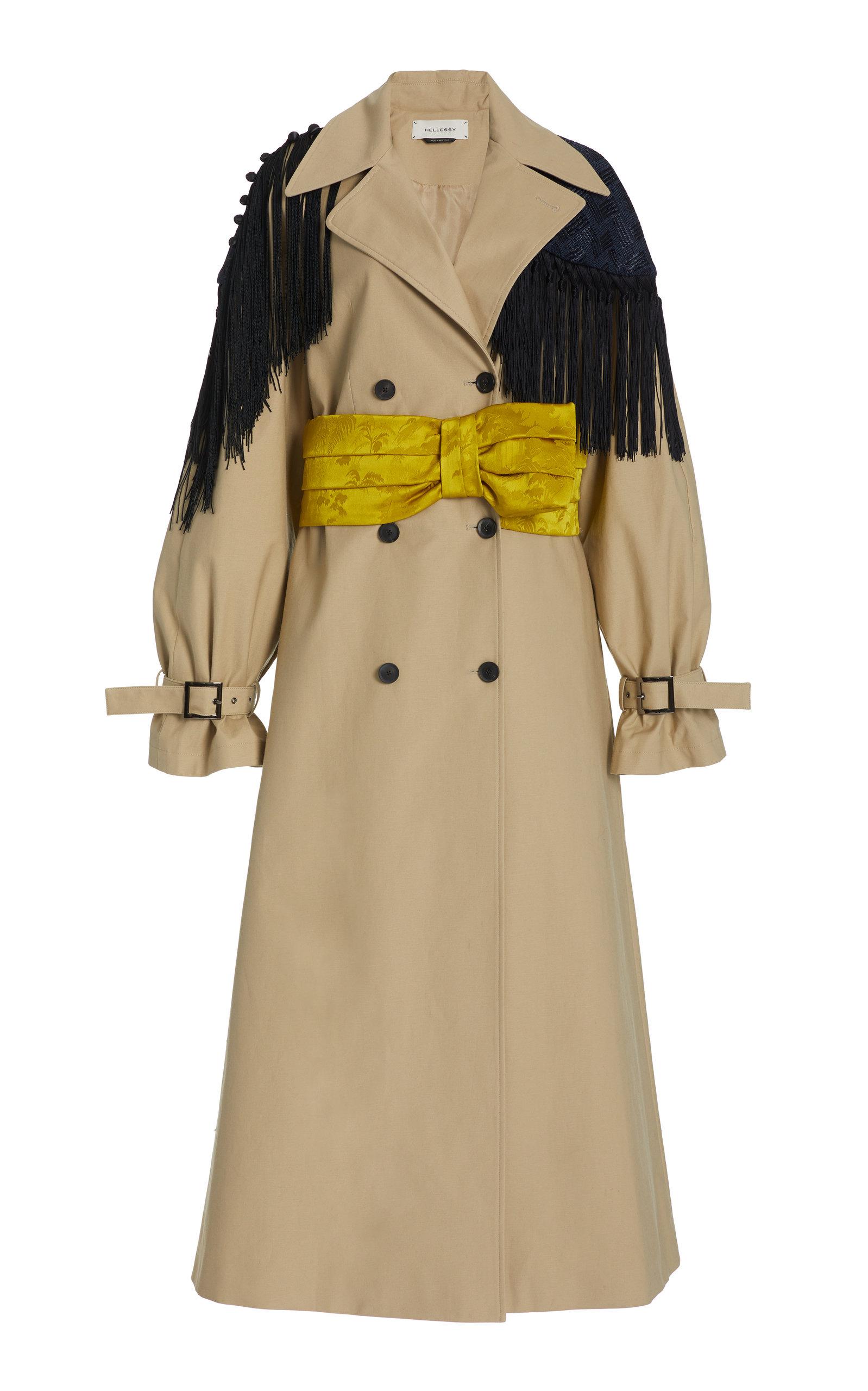 Women's Marshall Oversized Trench Coat