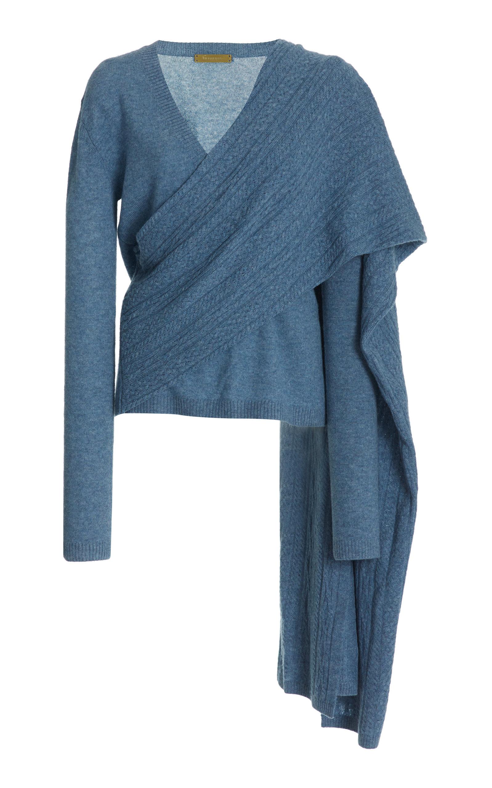 Women's Colt Draped V-Neck Sweater