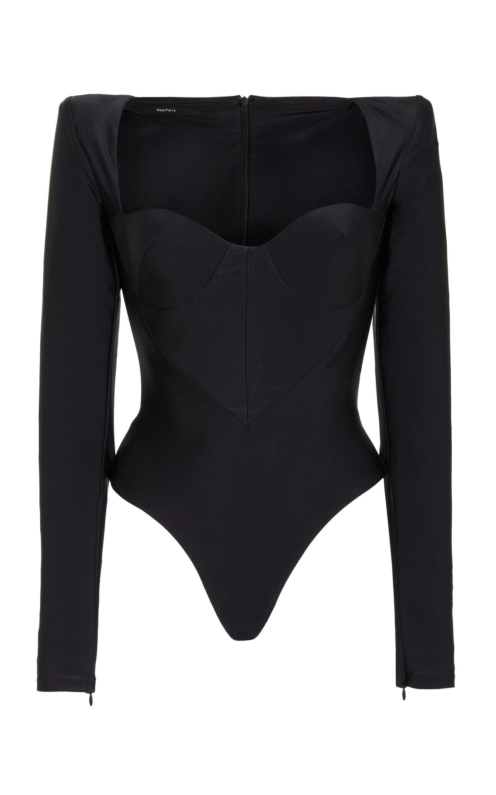 Women's Reese Printed Jersey Bodysuit