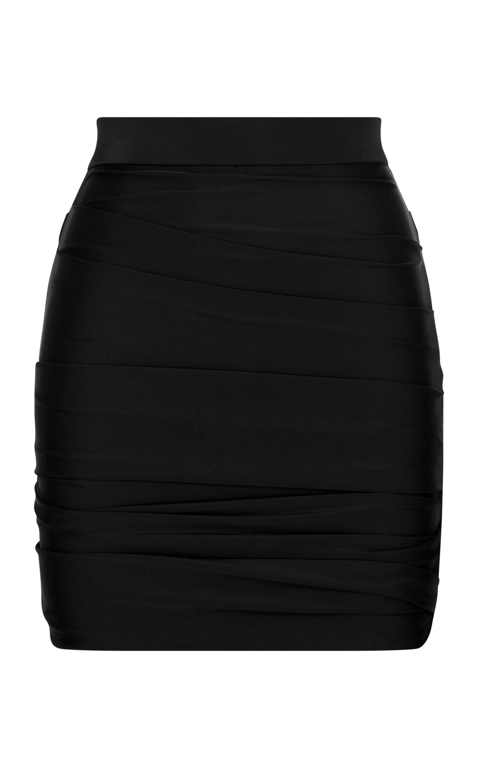 Women's Rory Ruched Jersey Mini Skirt