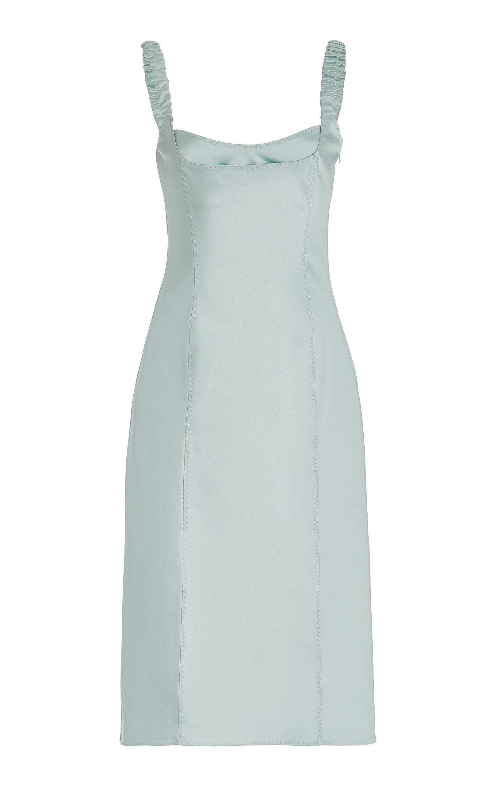 Women's Stella Satin Bustier Dress