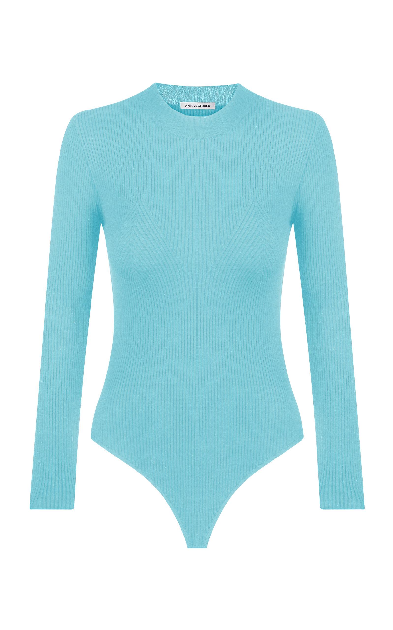 Women's Sveta Open Back Jersey Bodysuit