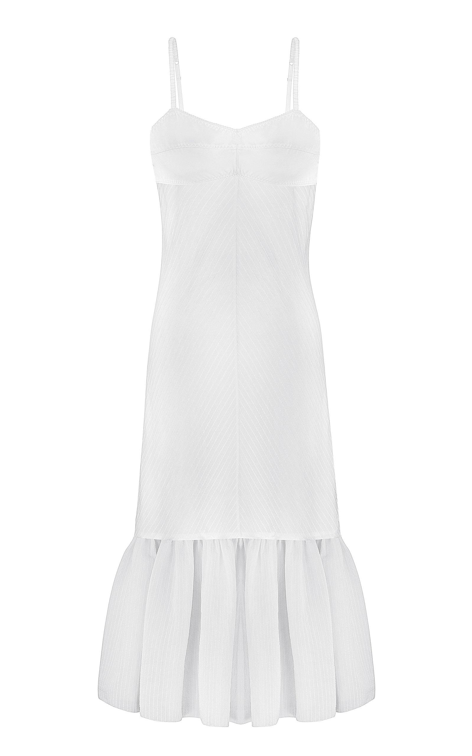 Women's Kezie Ruffle-Detailed Jersey Dress