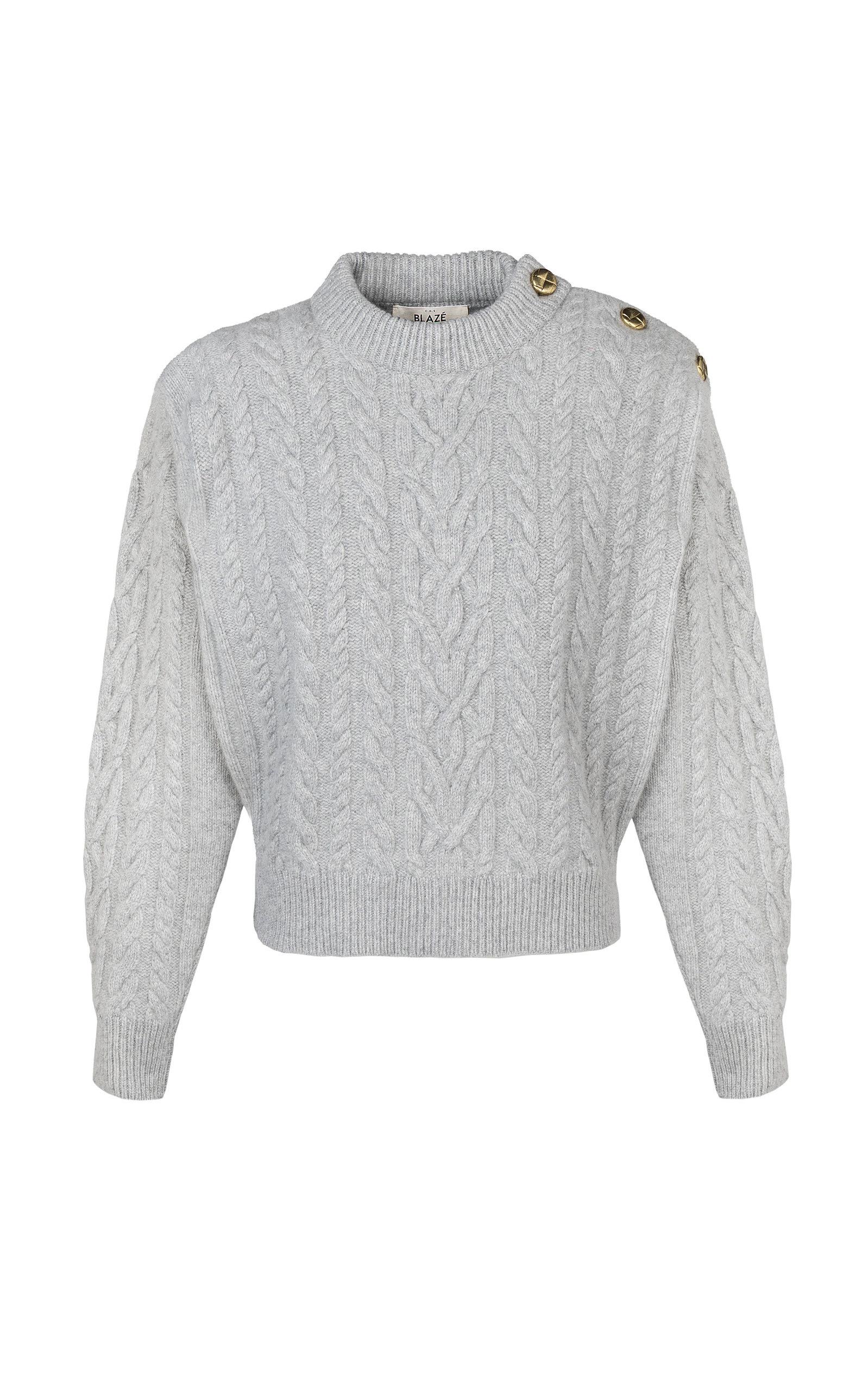 Women's Highland Wool-Cashmere Blend Turtleneck