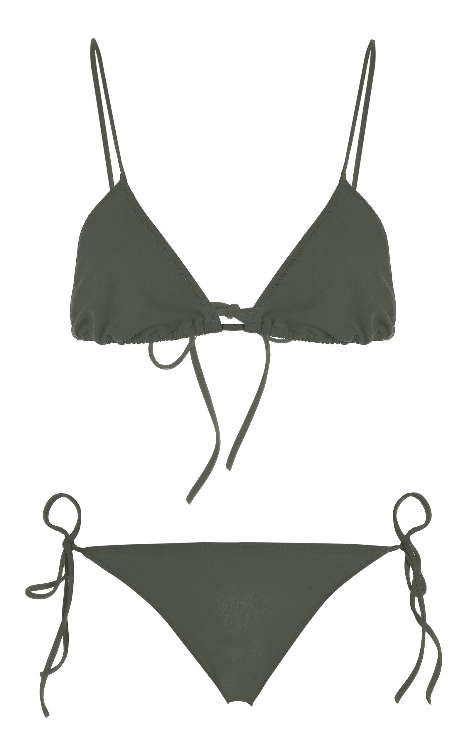 Women's Stretch Triangle Bikini