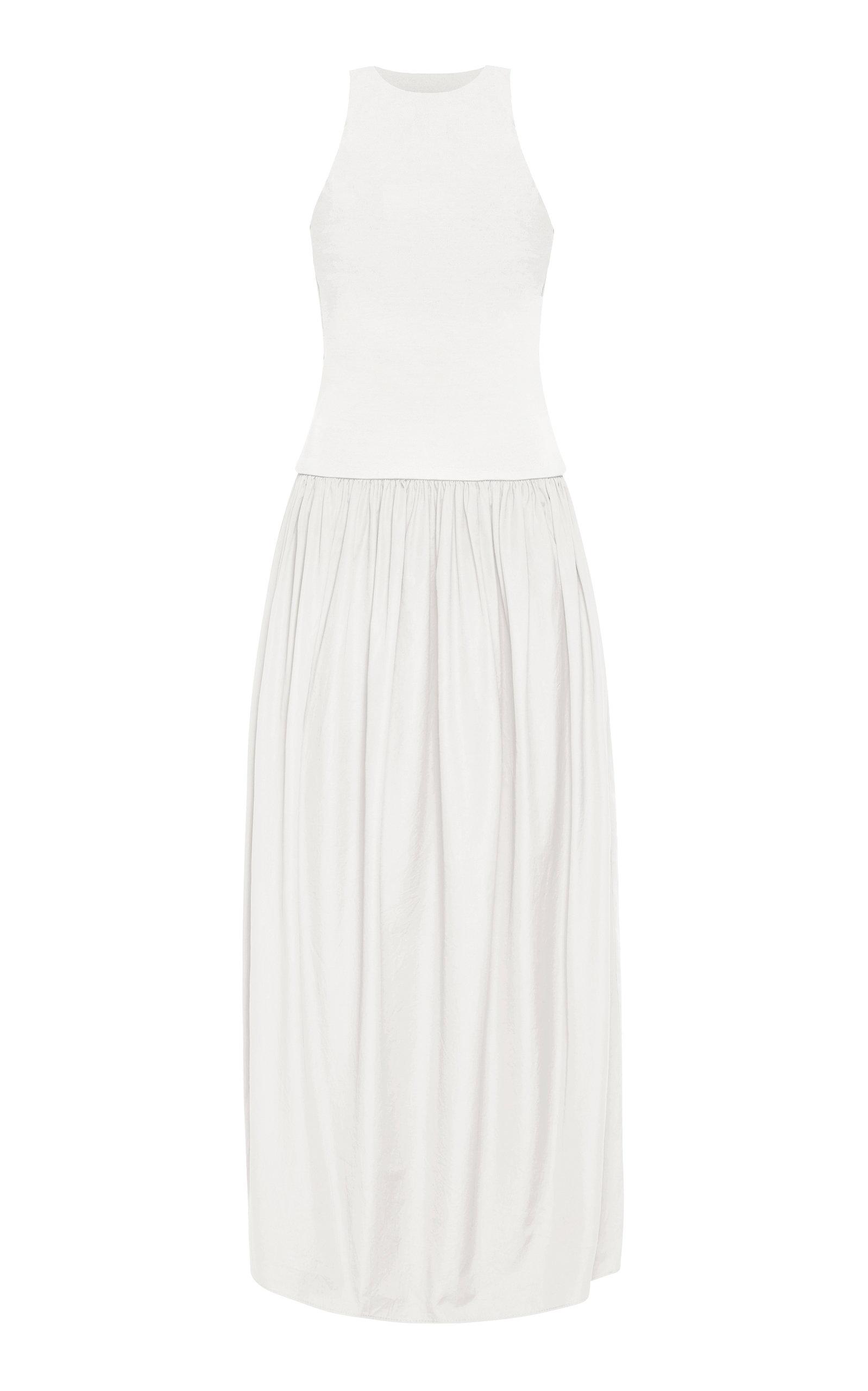 Women's Cotton Maxi Dress