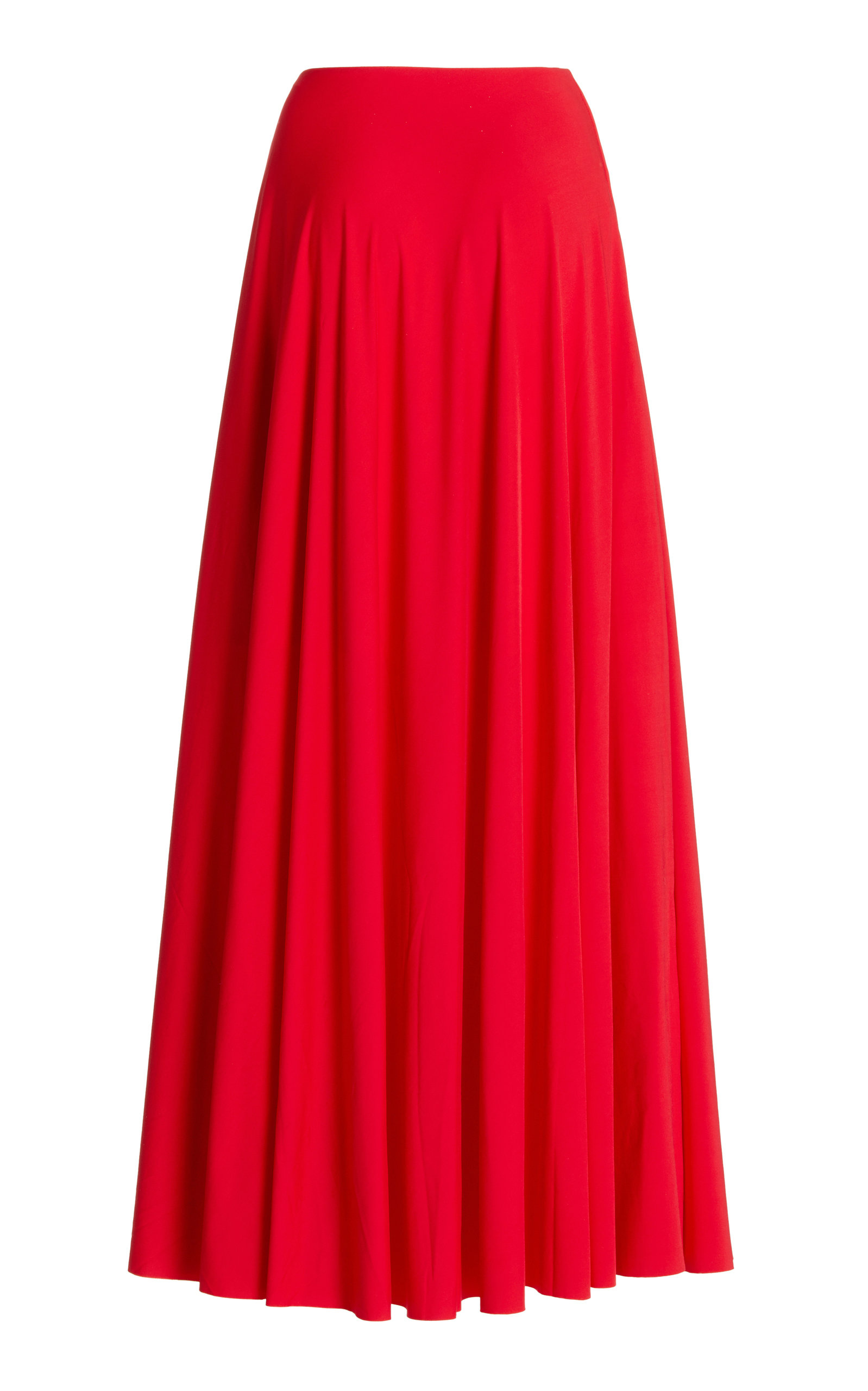 Women's Mar Jersey Midi Skirt