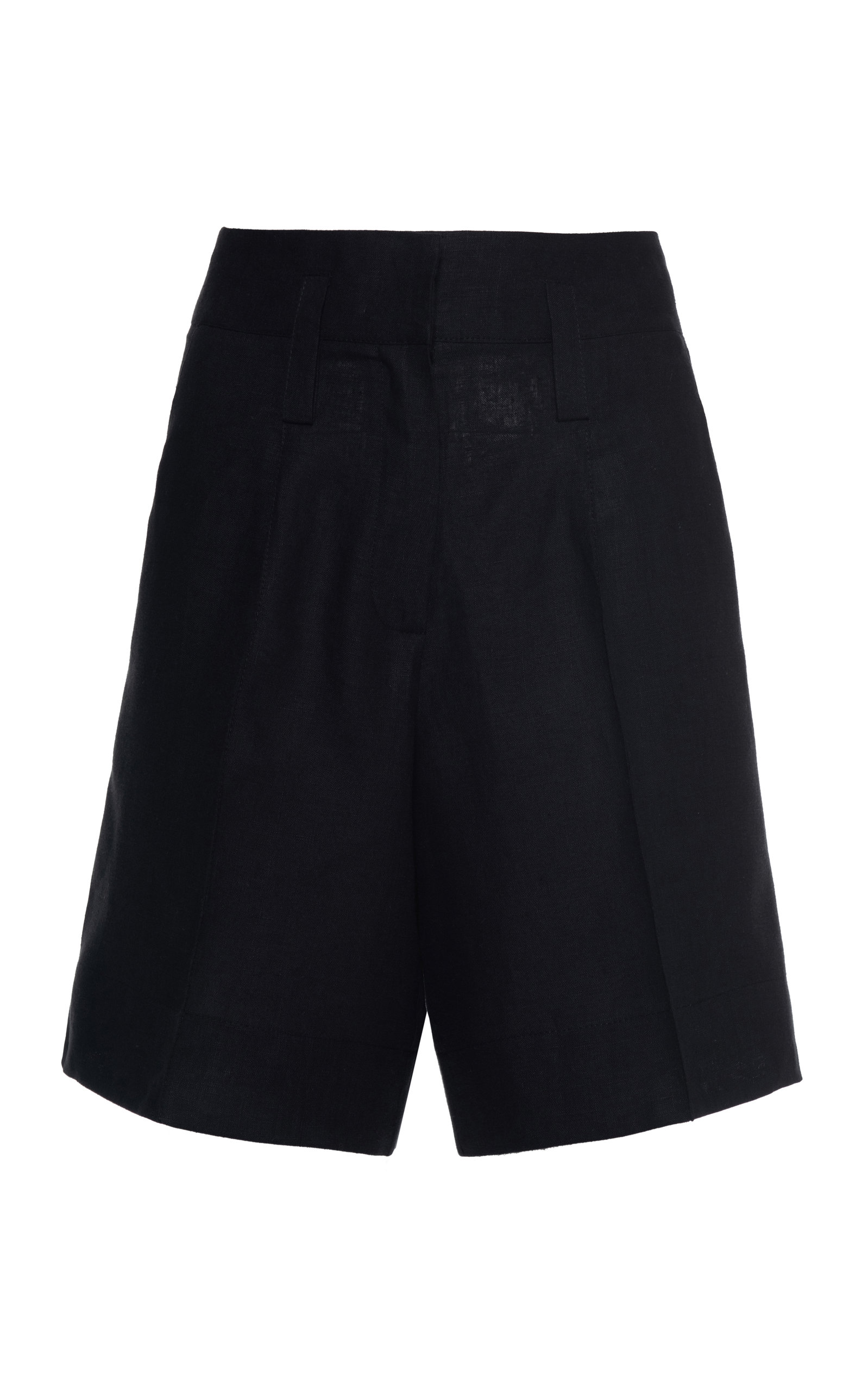 Women's Maria Tailored Linen Shorts