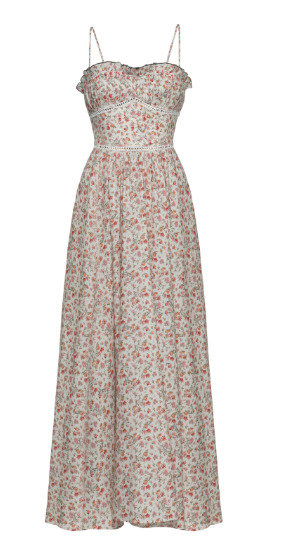 Women's Melody Floral Cotton-Blend Dress