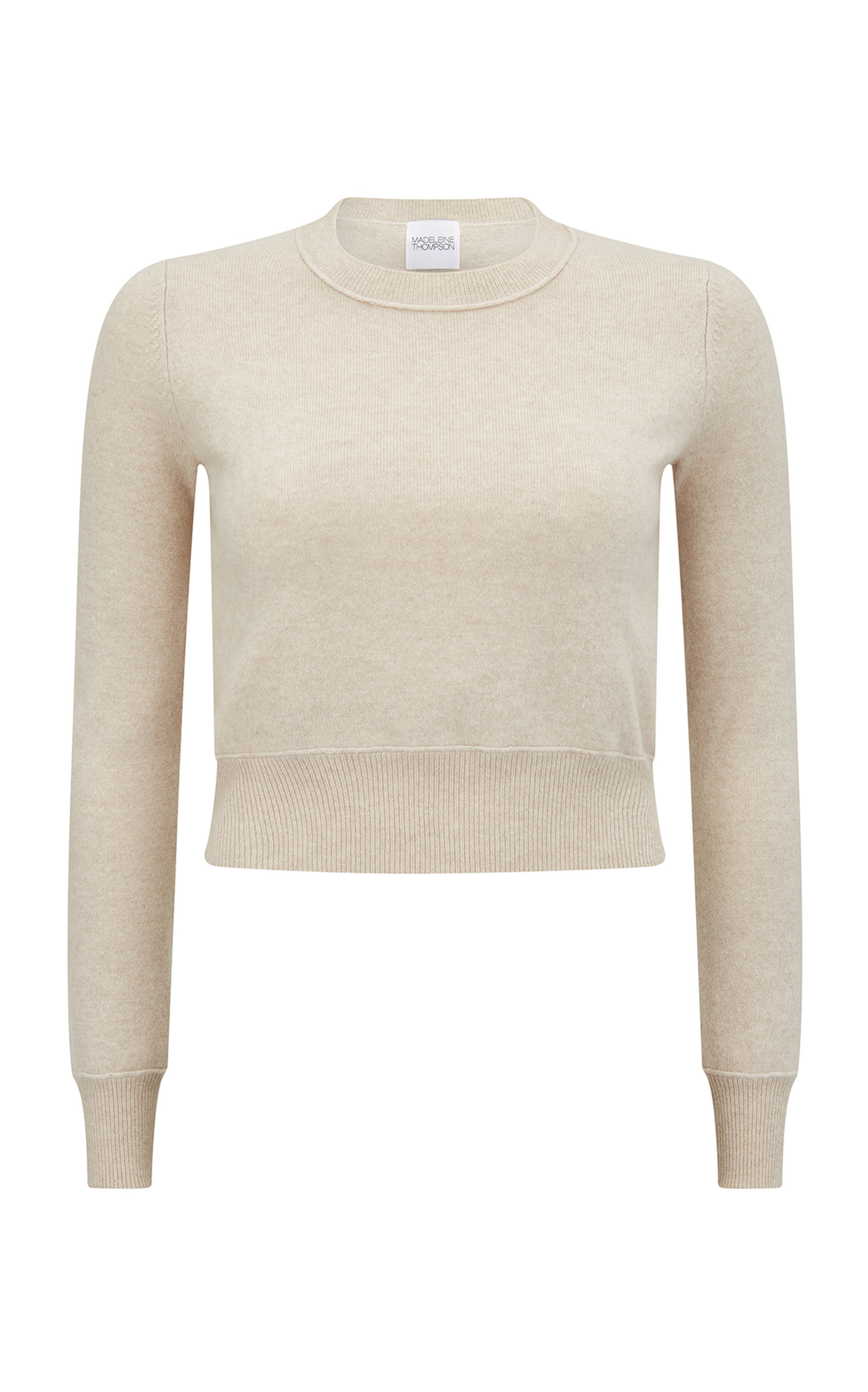 Women's Grindelwald Cropped Cashmere Top