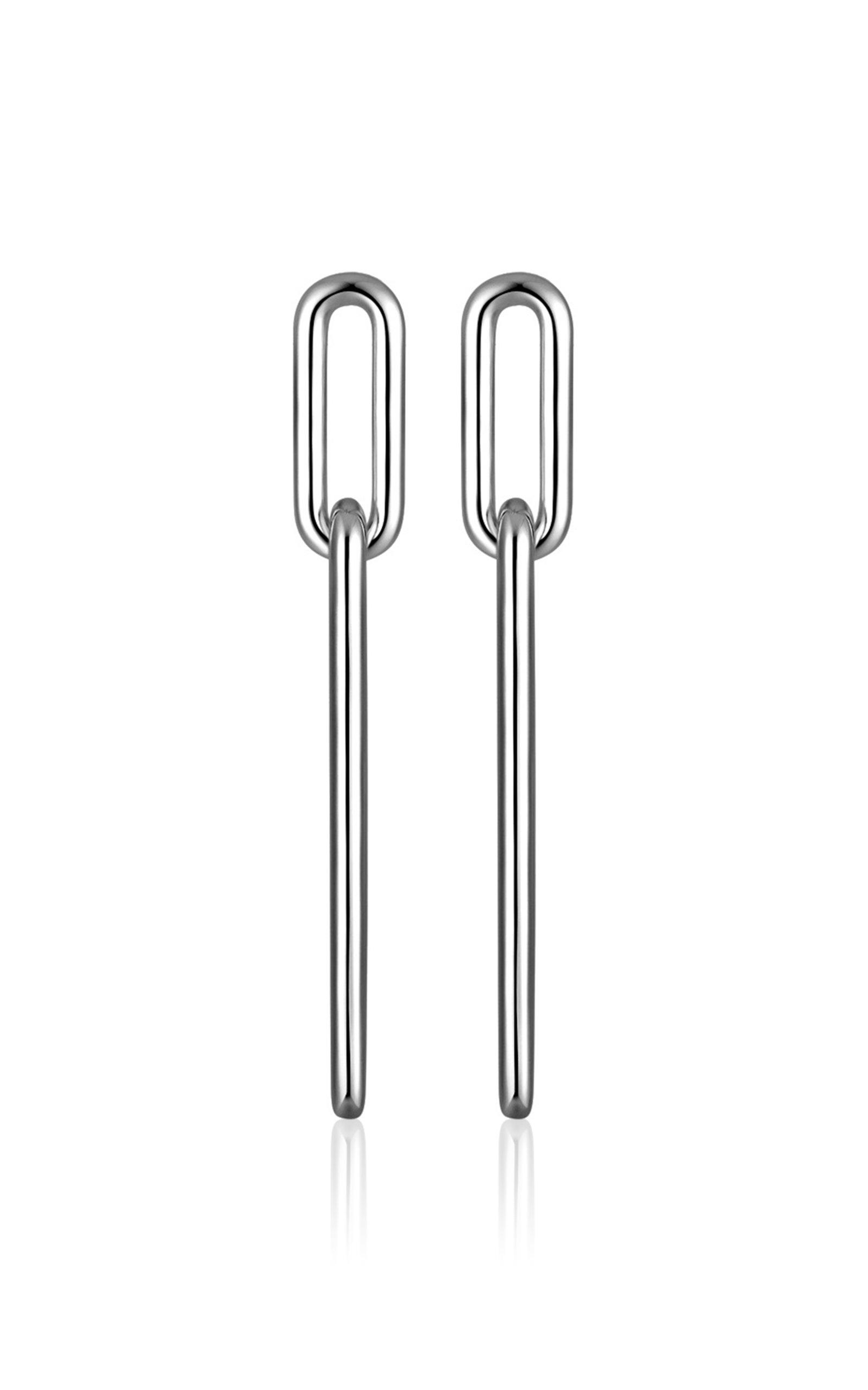 Women's Sterling Silver Camilie Earrings
