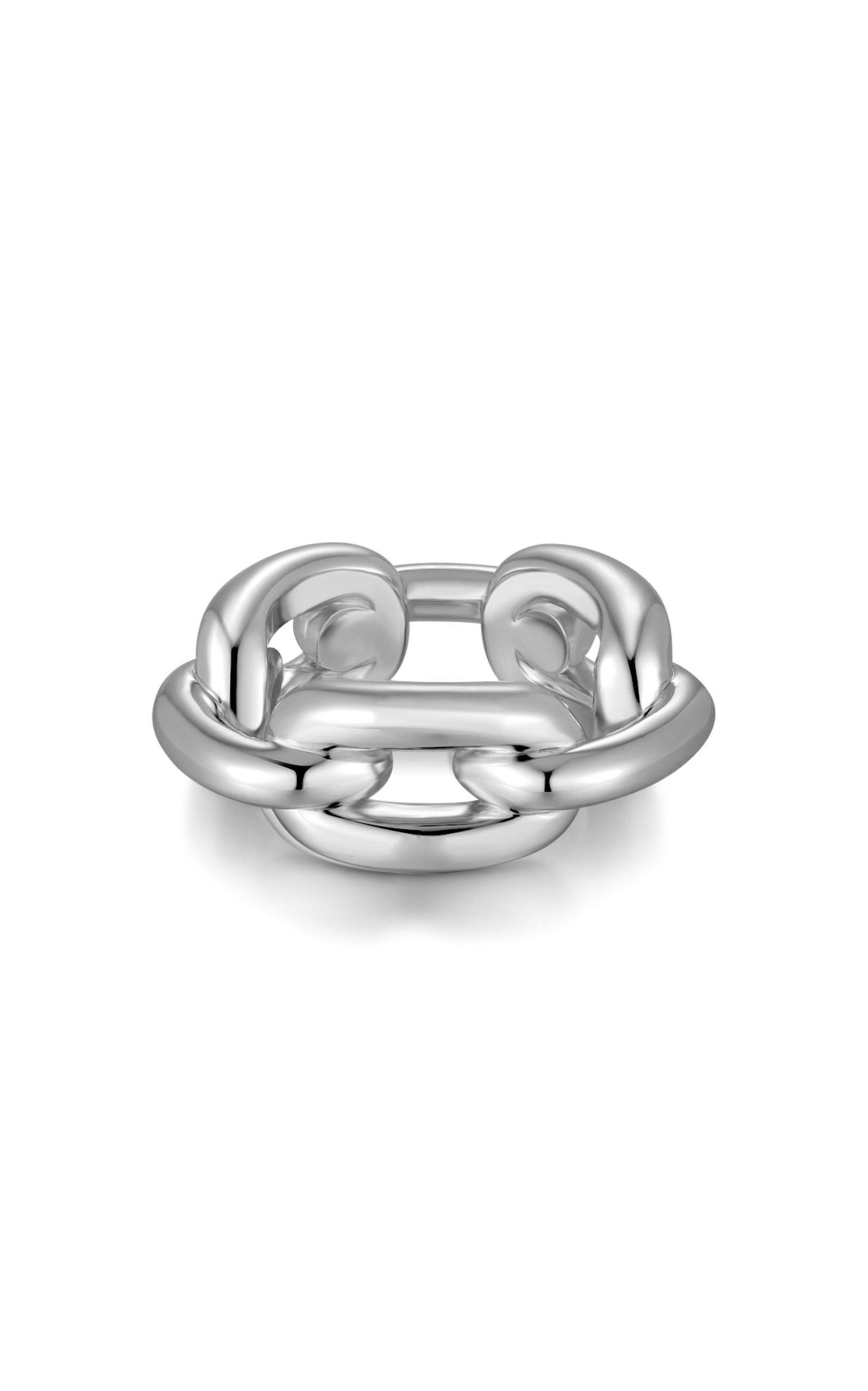 Emili - Women's Sterling Silver Rory Ring - Silver - Moda Operandi