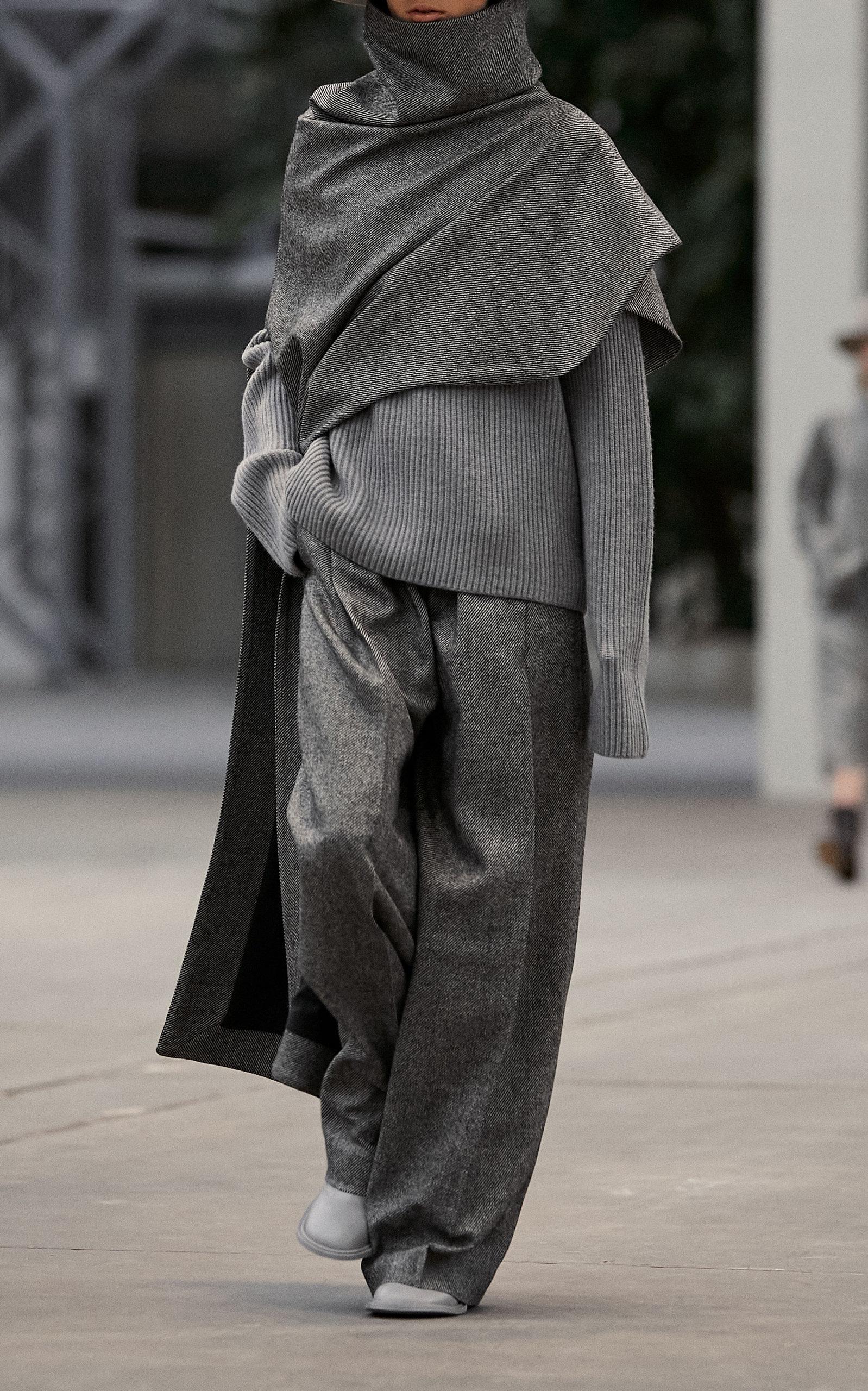 Women's Vanda Wool Poncho