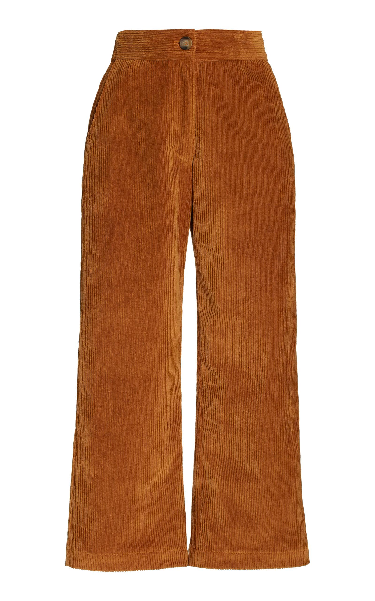 Women's Pietro Corduroy Culotte Pants