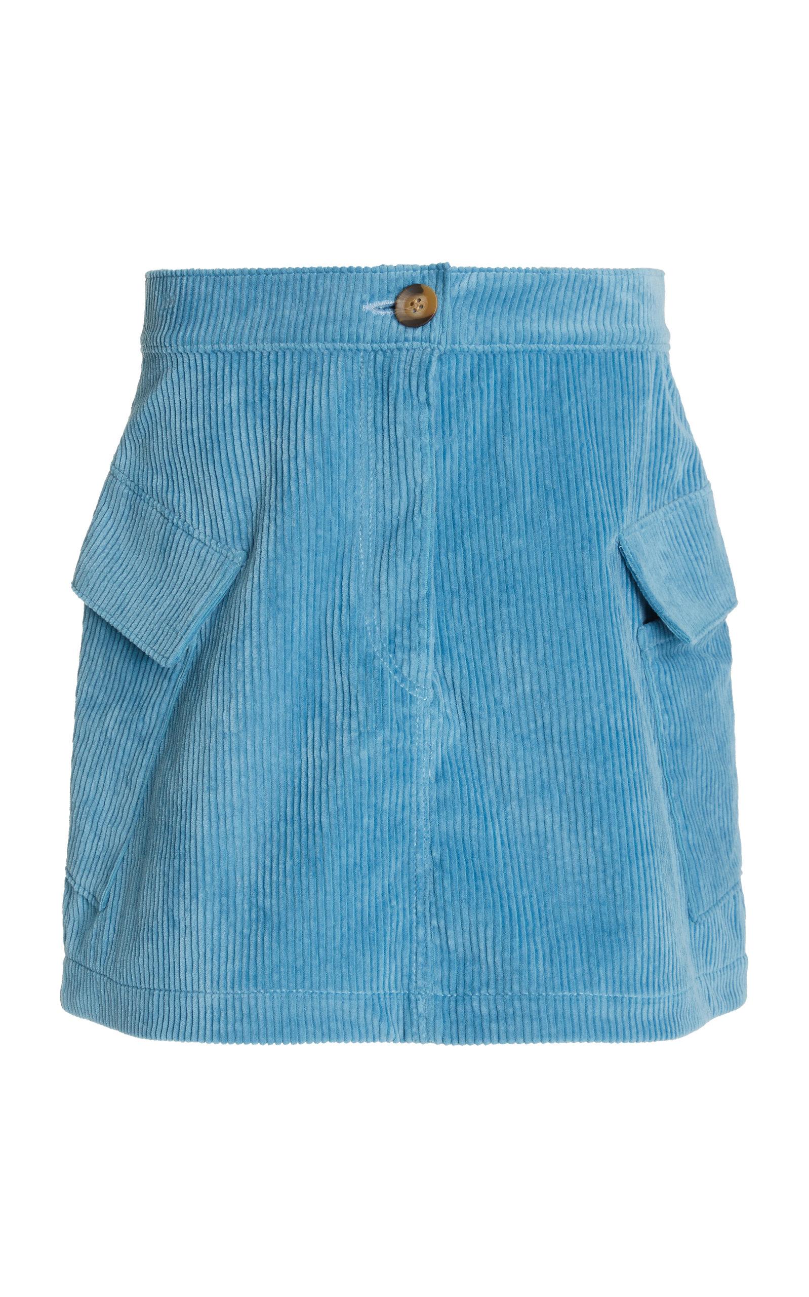 Women's Jane Corduroy Mini Skirt