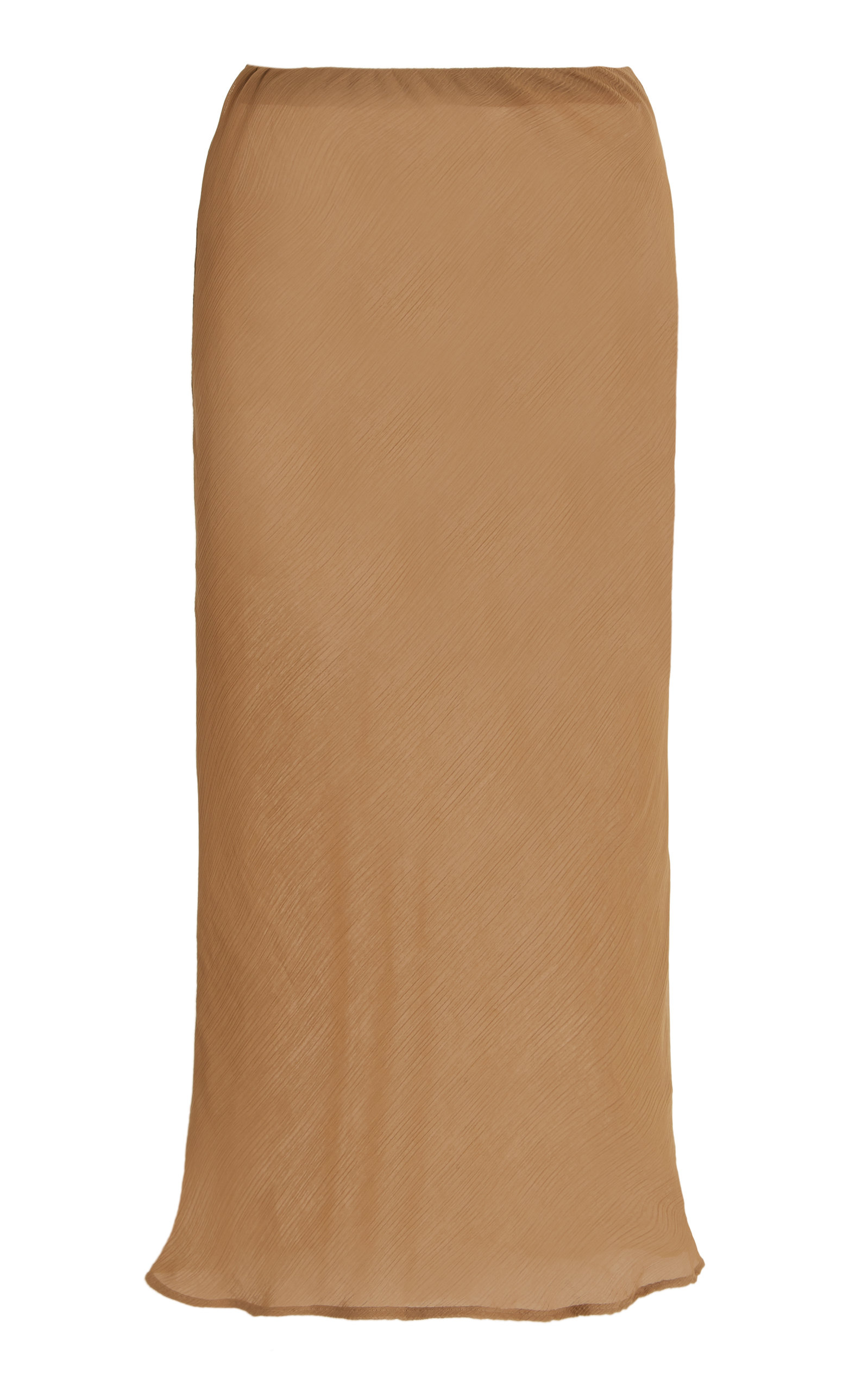 Women's The Rey Crinkled Chiffon Midi Skirt
