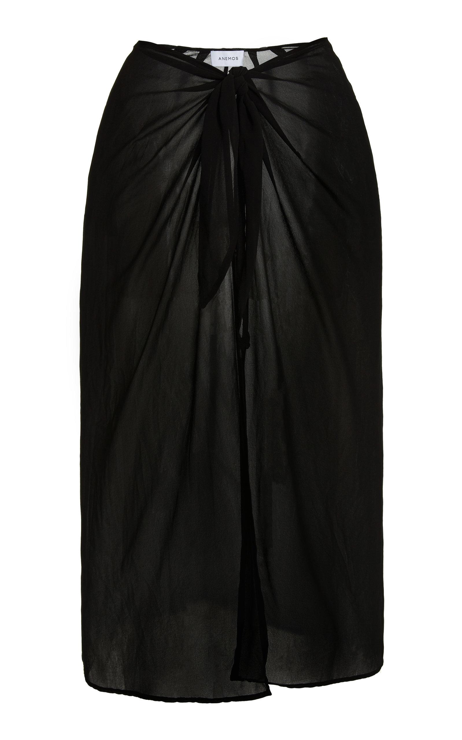 Women's The Wrap Midi Skirt