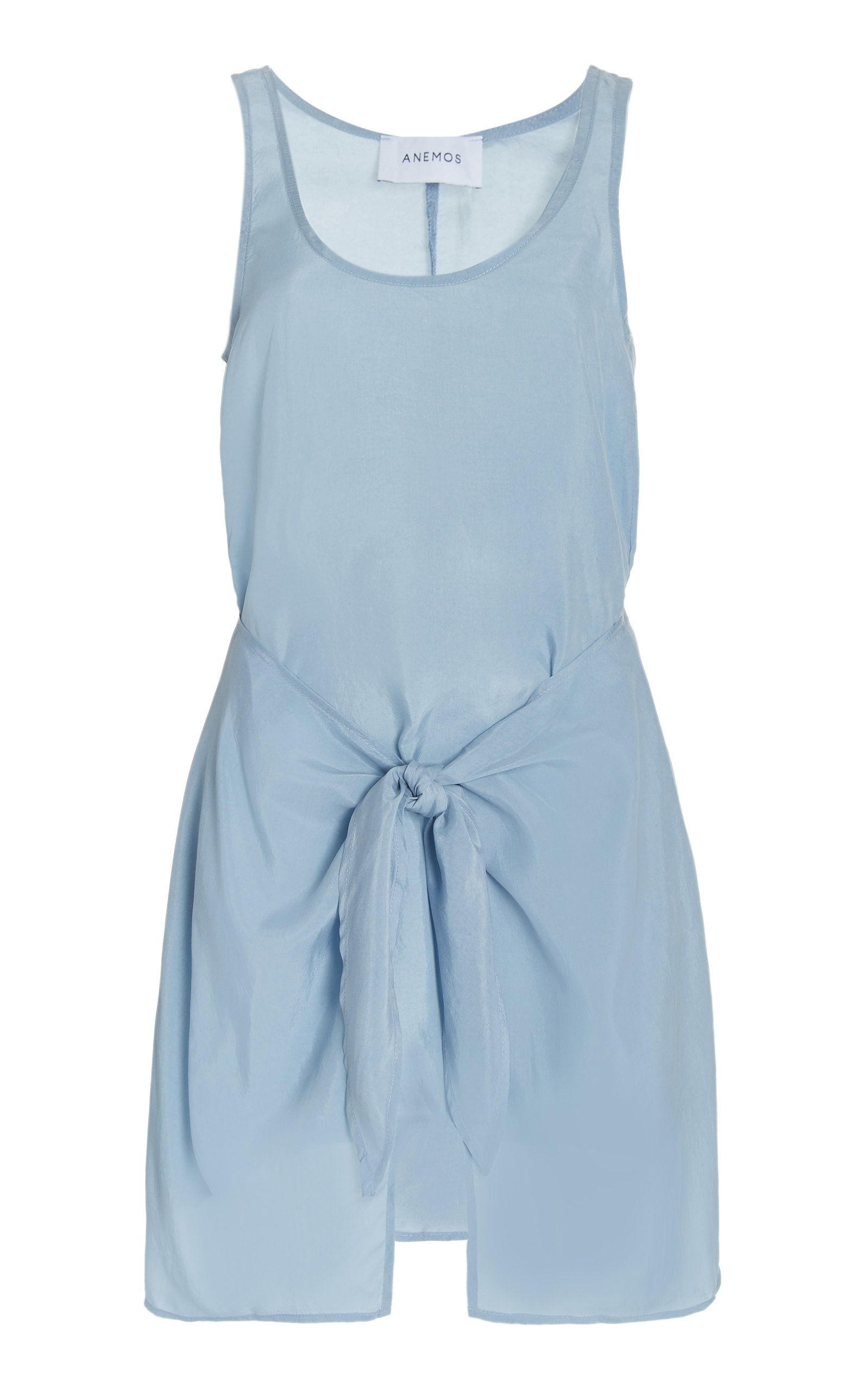 Women's The D.K. Wrap-Effect Woven Mini Dress