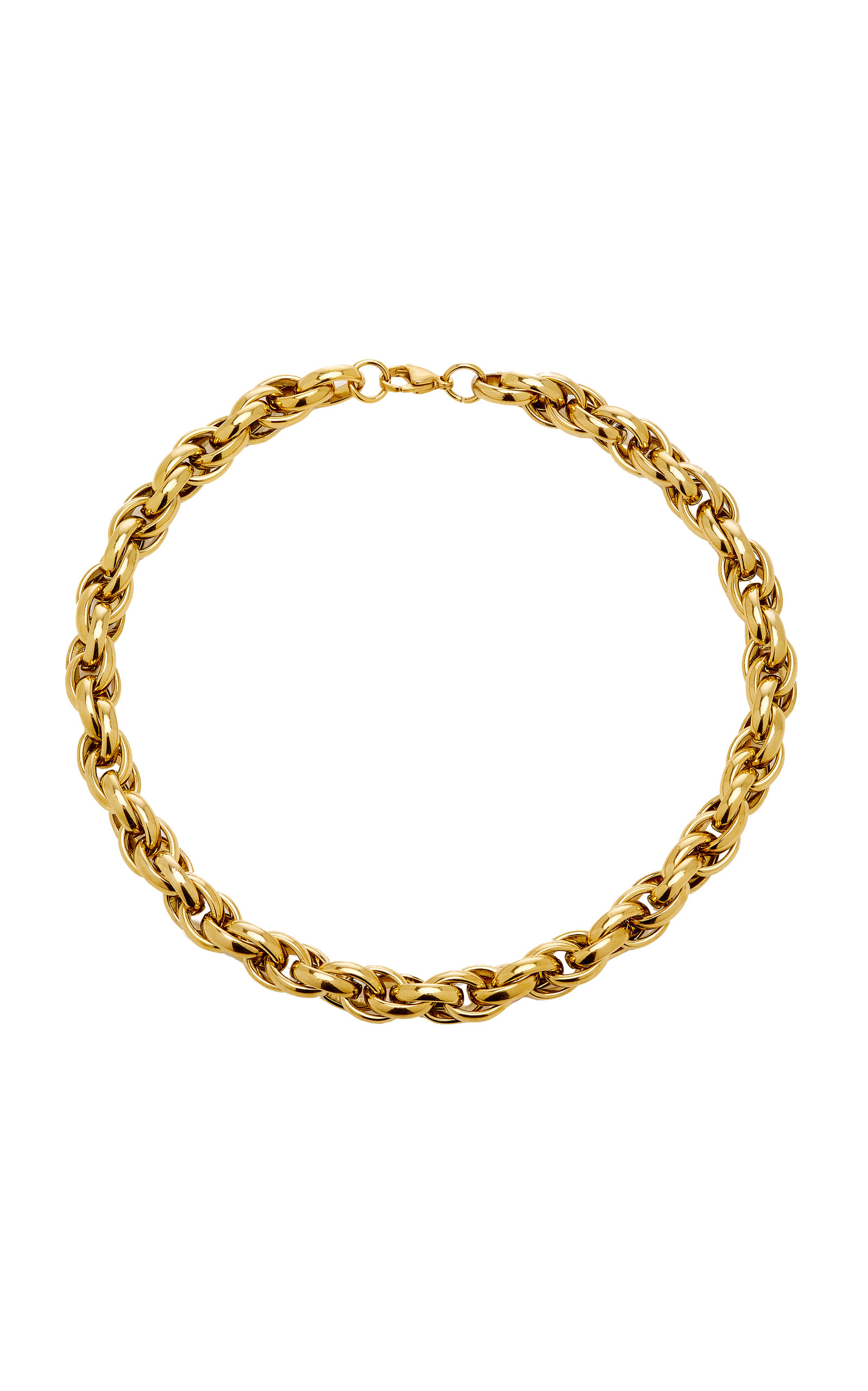 Women's Toscano Gold-Plated Chain Necklace