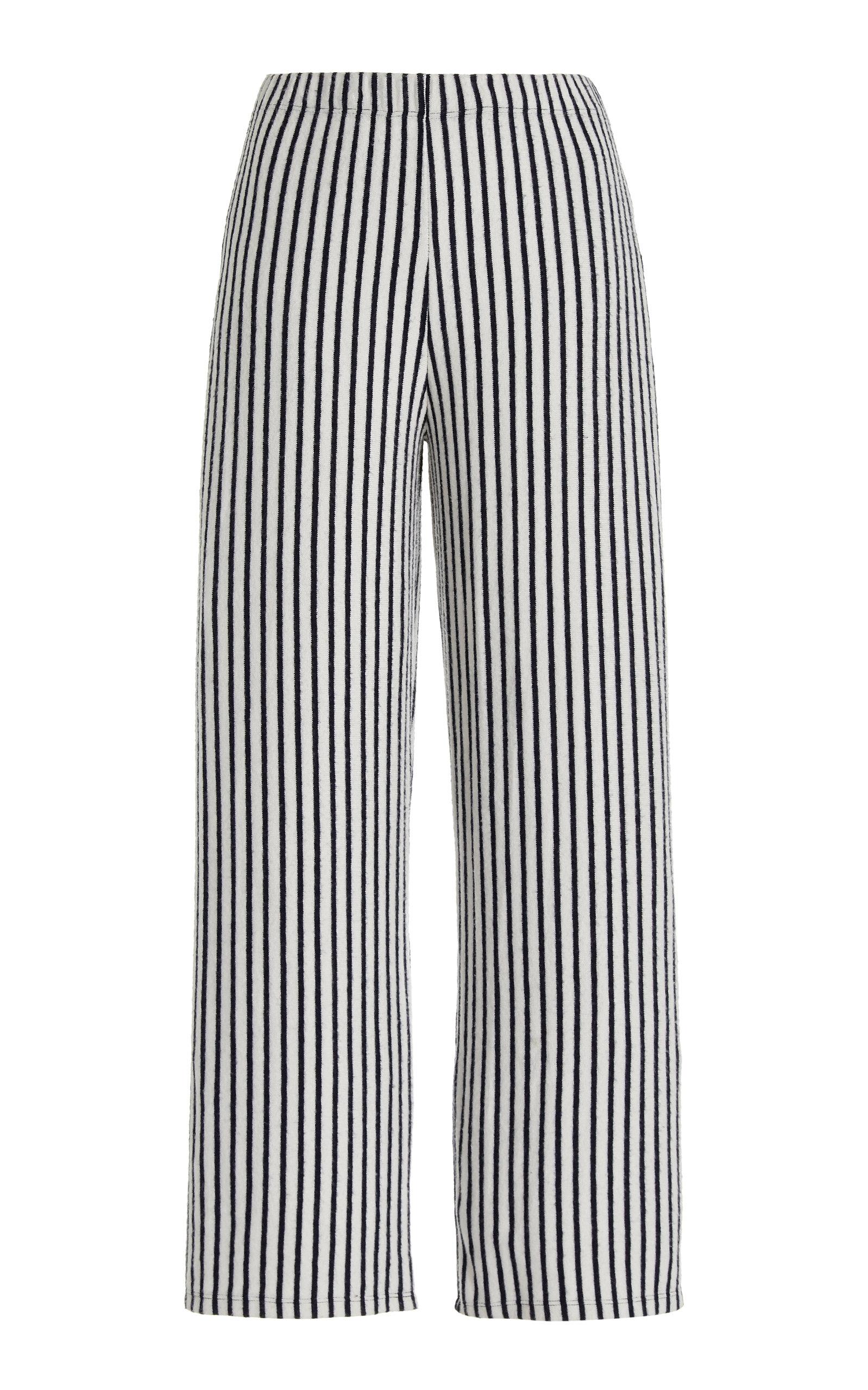 Women's Lori Stripe Burnout Knit Pants