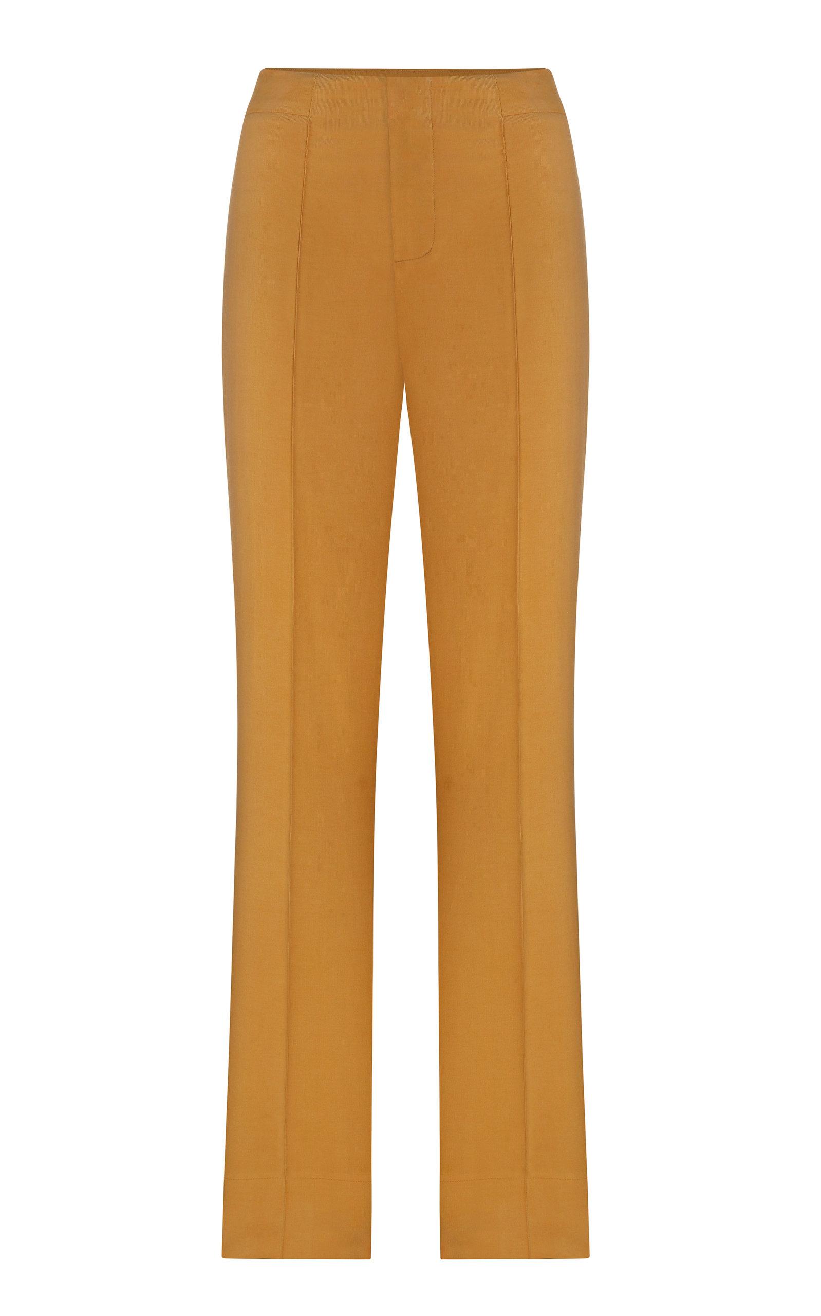 Women's Mazepa Cotton Wide-Leg Pants