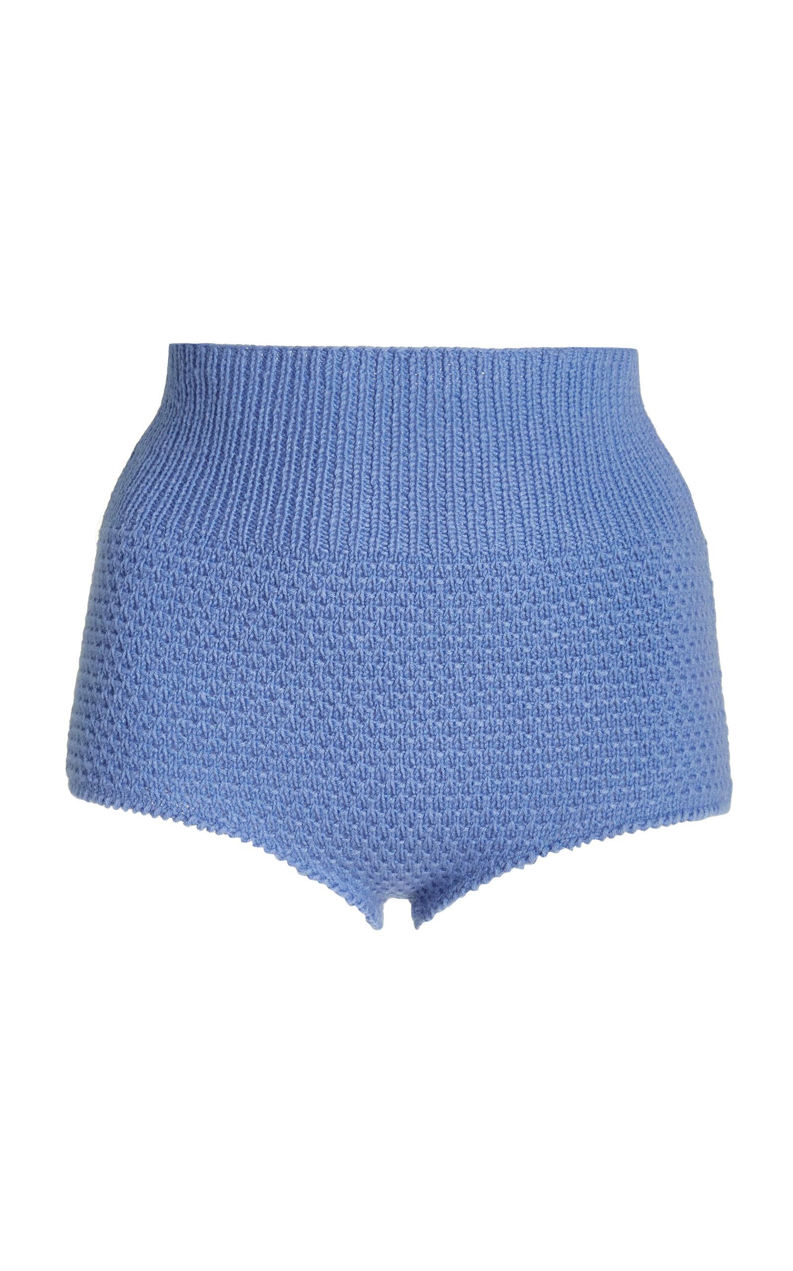 Women's Nastya Knit Mini Shorts