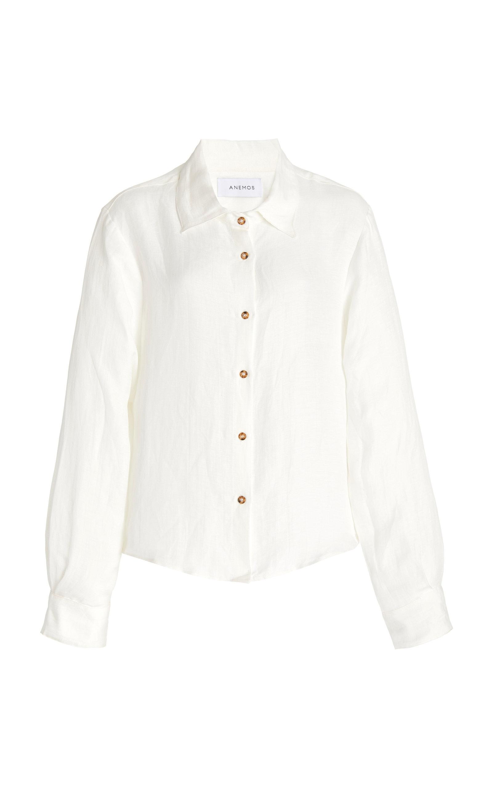 Women's The Phillips Linen-Blend Shirt