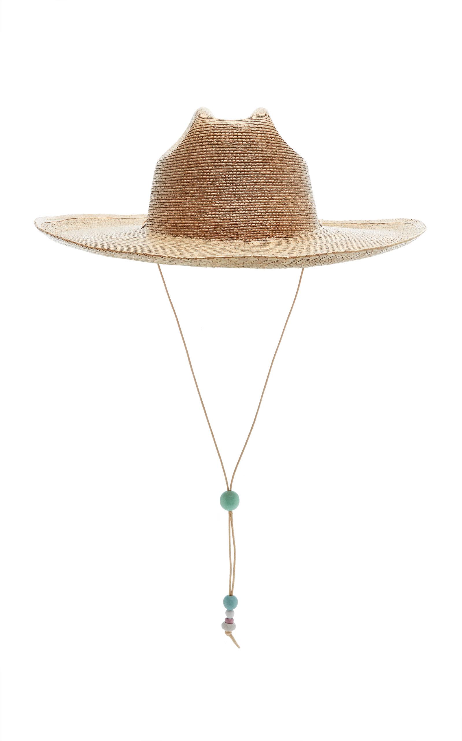 Women's Western Desert Palma Raffia Hat