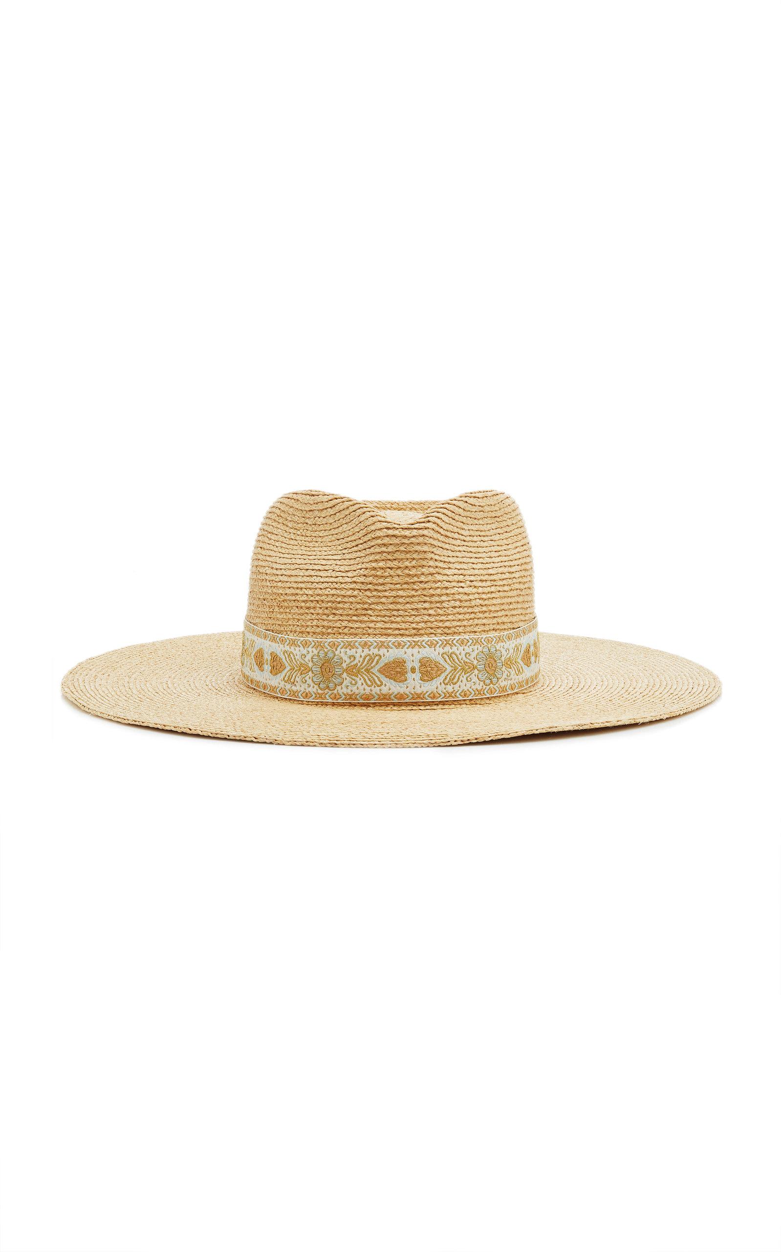 Women's The Indio Special Raffia Hat