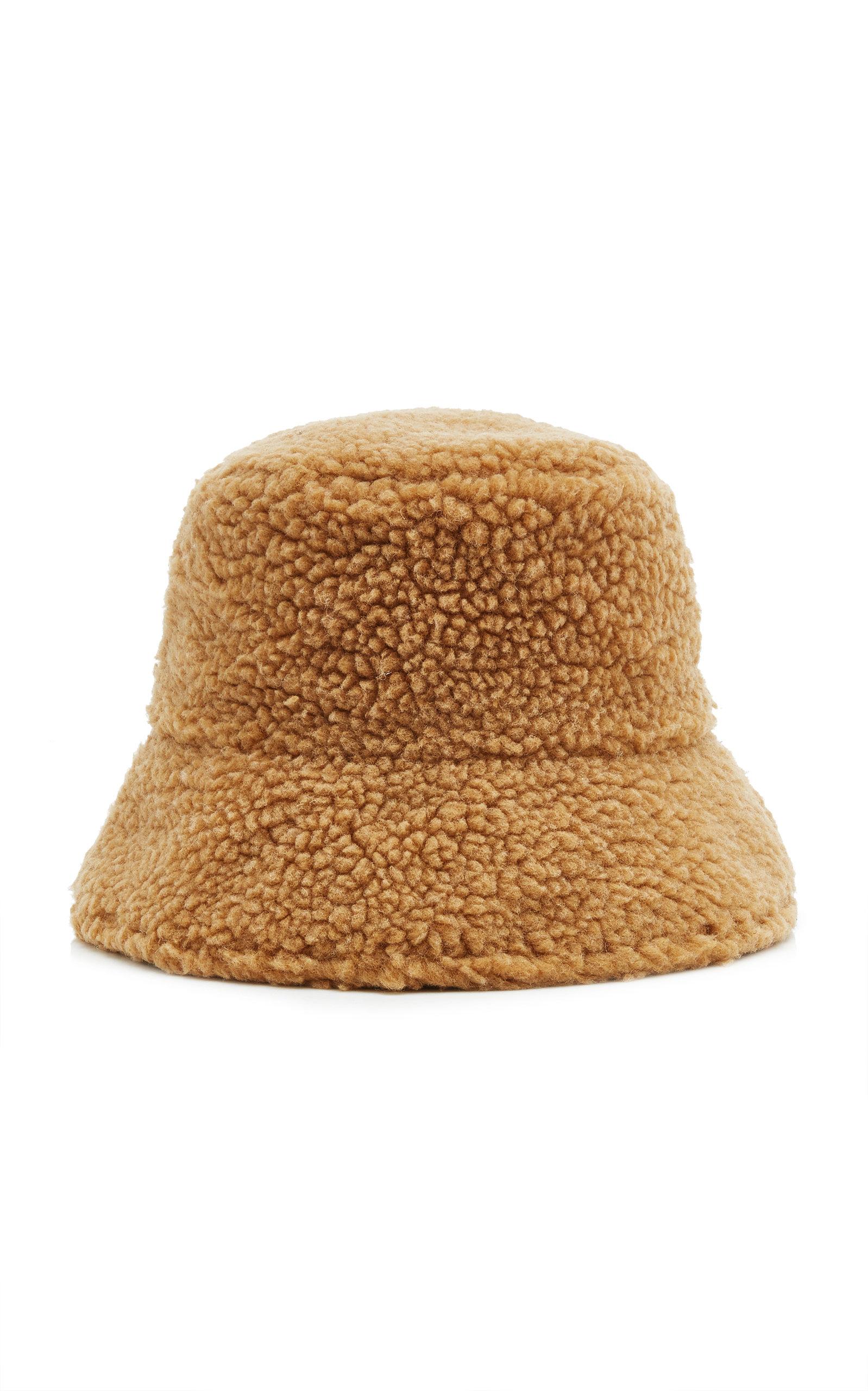Women's Teddy Faux Shearling Bucket Hat