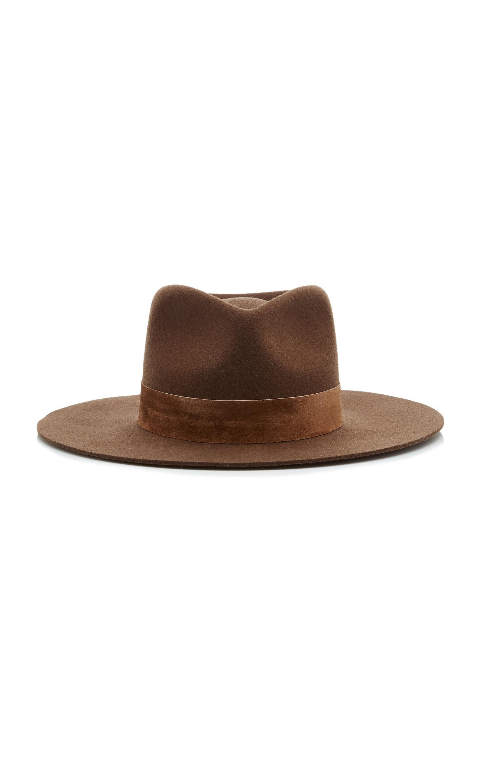 Women's The Mirage Wool Felt Hat